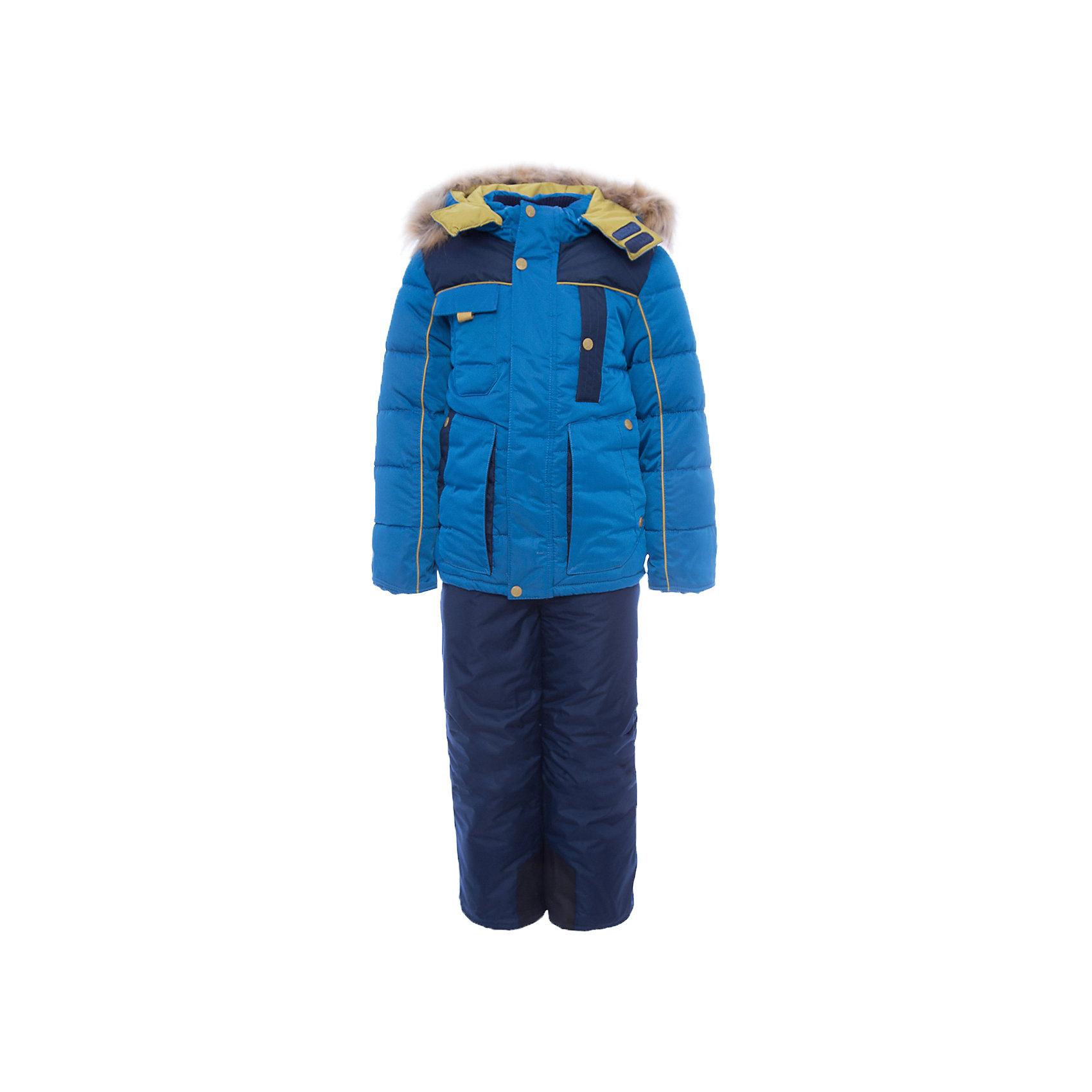 Комплект: куртка и полукомбинезон Арсен OLDOS для мальчикаВерхняя одежда<br>Характеристики товара:<br><br>• цвет: голубой<br>• комплектация: куртка и полукомбинезон<br>• состав ткани: 100% полиэстер, пропитка PU, Teflon<br>• подкладка: флис, полиэстер<br>• утеплитель: куртка - искусственный лебяжий пух, полукомбинезон - Hollofan 200 г/м2<br>• подстежка: 60% шерсть, 40% полиэстер<br>• сезон: зима<br>• температурный режим: от -35 до 0<br>• застежка: молния<br>• капюшон: с мехом, съемный<br>• подстежка в комплекте<br>• страна бренда: Россия<br>• страна изготовитель: Россия<br><br>Этот зимний костюм для мальчика легко чистится благодаря специальной пропитке ткани. Подкладка зимнего комплекта комбинированная: флис и гладкий полиэстер. Так комплект для ребенка легче надевать. Зимний костюм для мальчика дополнен элементами, помогающими скорректировать размер подрост ребенка. <br><br>Комплект: куртка и полукомбинезон Арсен Oldos (Олдос) для мальчика можно купить в нашем интернет-магазине.<br><br>Ширина мм: 356<br>Глубина мм: 10<br>Высота мм: 245<br>Вес г: 519<br>Цвет: голубой<br>Возраст от месяцев: 96<br>Возраст до месяцев: 108<br>Пол: Мужской<br>Возраст: Детский<br>Размер: 134,104,110,116,122<br>SKU: 7016925