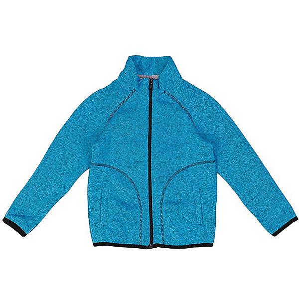 Кофта Бен OLDOS для мальчикаТолстовки<br>Характеристики товара:<br><br>• цвет: голубой<br>• состав ткани: вязаный флис, полиэстер<br>• утеплитель: нет<br>• сезон: демисезон<br>• застежка: молния<br>• длинные рукава<br>• страна бренда: Россия<br>• страна изготовитель: Россия<br><br>Такая легкая кофта для ребенка отличается стильным дизайном. Материал детской кофты - флис, с внешней стороны он имеет вязаную фактуру, внутри - ворсистую. Кофту для детей можно надевать для утепления под верхнюю одежду. <br><br>Кофту Бен Oldos (Олдос) для мальчика можно купить в нашем интернет-магазине.<br>Ширина мм: 190; Глубина мм: 74; Высота мм: 229; Вес г: 236; Цвет: голубой; Возраст от месяцев: 18; Возраст до месяцев: 24; Пол: Мужской; Возраст: Детский; Размер: 92,140,134,128,122,116,110,104,98; SKU: 7017131;