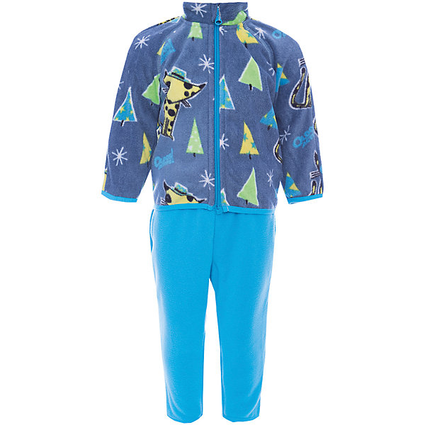 Комплект флисовый Джак OLDOS для мальчикаКомплекты<br>Характеристики товара:<br><br>• цвет: серый<br>• комплектация: кофта, брюки<br>• состав ткани: флис, полиэстер<br>• утеплитель: нет<br>• сезон: демисезон<br>• застежка: молния<br>• длинные рукава<br>• пояс: резинка и шнурок<br>• страна бренда: Россия<br>• страна изготовитель: Россия<br><br>Детский комплект из флиса декорирован симпатичным принтом. Легкая кофта для ребенка дополнена воротником-стойкой, удобной застежкой и карманами. Удобные флисовые брюки легко надеваются и не давят на талию. Края флисового костюма для детей обработаны окантовкой.<br><br>Комплект флисовый Джак Oldos (Олдос) для мальчика можно купить в нашем интернет-магазине.<br><br>Ширина мм: 215<br>Глубина мм: 88<br>Высота мм: 191<br>Вес г: 336<br>Цвет: серый<br>Возраст от месяцев: 12<br>Возраст до месяцев: 18<br>Пол: Мужской<br>Возраст: Детский<br>Размер: 86,110,104,98,92<br>SKU: 7017279