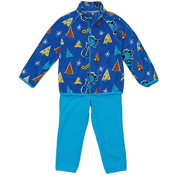 Комплект флисовый Джак OLDOS для мальчикаКомплекты<br>Характеристики товара:<br><br>• цвет: синий<br>• комплектация: кофта, брюки<br>• состав ткани: флис, полиэстер<br>• утеплитель: нет<br>• сезон: демисезон<br>• застежка: молния<br>• длинные рукава<br>• пояс: резинка и шнурок<br>• страна бренда: Россия<br>• страна изготовитель: Россия<br><br>Флисовый костюм для ребенка отличается приятным на ощупь материалом, он позволяет хорошо согревать и отводить лишнюю влагу. Теплая детская кофта дополнена воротником-стойкой и карманами. Мягкий костюм для мальчика выполнен в приятном цвете. Флисовый комплект для детей можно надевать для утепления под верхнюю одежду. <br><br>Комплект флисовый Джак Oldos (Олдос) для мальчика можно купить в нашем интернет-магазине.<br><br>Ширина мм: 215<br>Глубина мм: 88<br>Высота мм: 191<br>Вес г: 336<br>Цвет: синий<br>Возраст от месяцев: 12<br>Возраст до месяцев: 18<br>Пол: Мужской<br>Возраст: Детский<br>Размер: 86,110,104,98,92<br>SKU: 7017285