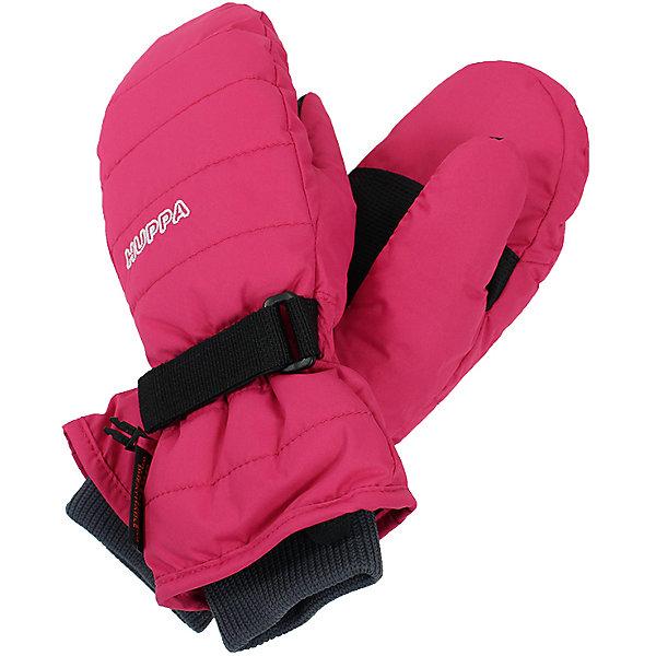Варежки Huppa Darwa для девочкиПерчатки, варежки<br>Характеристики товара:<br><br>• модель: Darwa;<br>• цвет: розовый;<br>• состав: 100% полиэстер; <br>• подкладка: 100% полиэстер, флис;<br>• утеплитель: синтетический пух;<br>• сезон: зима;<br>• температурный режим: от 0°С до -20°С;<br>• водонепроницаемость: 5000 мм;<br>• воздухопроницаемость: 5000 мм;<br>• водо- и ветронепроницаемый, дышащий материал;<br>• теплые вязаные манжеты;<br>• удобные застежки-фиксаторы;<br>• усиленная вставка на ладони;<br>• светоотражающие детали;<br>• страна бренда: Финляндия;<br>• страна изготовитель: Эстония.<br><br>Теплые зимние варежки на флисовой подкладке. Материал водонепроницаем, что позволит сохранить ручки сухими. Варежки с усилением на ладони.<br><br>Варежки Huppa Darwa (Хуппа) можно купить в нашем интернет-магазине.<br><br>Ширина мм: 162<br>Глубина мм: 171<br>Высота мм: 55<br>Вес г: 119<br>Цвет: фуксия<br>Возраст от месяцев: 48<br>Возраст до месяцев: 60<br>Пол: Женский<br>Возраст: Детский<br>Размер: 2,6,4<br>SKU: 7024121