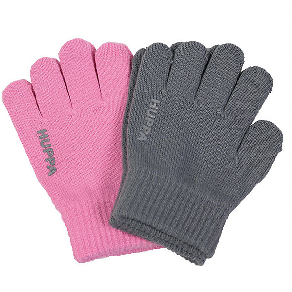 Перчатки Huppa Levi 2, 2 пары для девочкиПерчатки, варежки<br>Характеристики товара:<br><br>• модель: Levi 2;<br>• цвет: розовый/серый;<br>• состав: 100% акрил; <br>• без дополнительного утепления;<br>• сезон: зима;<br>• температурный режим: от +10°С до -20°С;<br>• светоотражающая надпись;<br>• страна бренда: Финляндия;<br>• страна изготовитель: Эстония.<br><br>Вязаные перчатки Levi 2 от Хуппа. В комплекте 2 пары перчаток. Можно носить в демисезон как отдельный элемент одежды или поддевать зимой как дополнительный слой.<br><br>Перчатки Huppa Levi 2 (Хуппа) можно купить в нашем интернет-магазине.<br>Ширина мм: 162; Глубина мм: 171; Высота мм: 55; Вес г: 119; Цвет: розовый; Возраст от месяцев: 3; Возраст до месяцев: 6; Пол: Женский; Возраст: Детский; Размер: 1,2; SKU: 7024230;