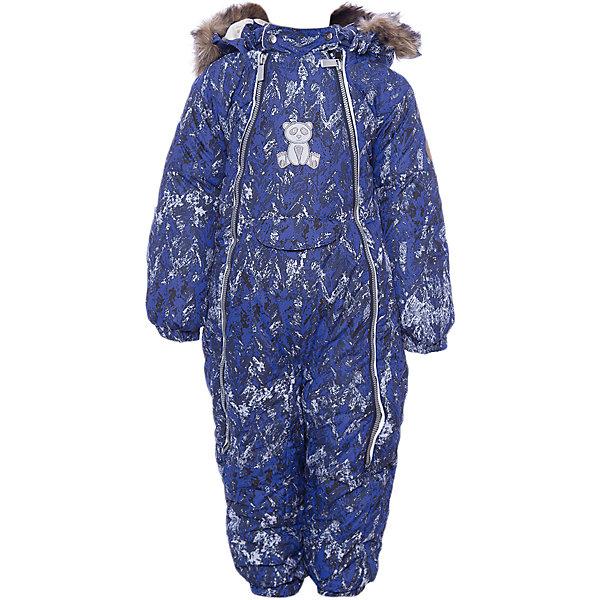 Комбинезон LOTUS Huppa для мальчикаВерхняя одежда<br>Характеристики товара:<br><br>• модель: Lotus;<br>• цвет: синий с рисунком;<br>• пол: мальчик;<br>• состав: 100% полиэстер;<br>• утеплитель: полиэстер, 300 гр.;<br>• подкладка: 100% хлопок,фланель;<br>• сезон: зима;<br>• температурный режим: от -5 до - 30С;<br>• водонепроницаемость: 5000 мм;<br>• воздухопроницаемость: 5000г/м2/24ч;<br>• основные швы проклеены и не пропускают влагу;<br>• водо- и ветронепроницаемый, дышащий и грязеотталкивающий материал;<br>• особенности модели: c рисунком, с мехом;<br>• капюшон для большего удобства крепится на кнопки и, при необходимости, отстегивается;<br>• искусственный мех на капюшоне съемный;<br>• светоотражающих элементов для безопасности ребенка;<br>• две длинные боковые молнии;<br>• потайной кармашек на груди;<br>• эластичные манжеты на резинках, с отворотом (у размеров 62-80);<br>• манжеты брюк на резинке;<br>• съемные силиконовые штрипки;<br>• у брючин отсутствуют внутренние швы;<br>• страна бренда: Финляндия;<br>• страна изготовитель: Эстония.<br><br>Комбинезон LOTUS для мальчика ростом от 62-98 см. Важный критерий при выборе комбинезона для малыша - это количество утеплителя, ведь малыши еще малоподвижны. поэтому комбинезон должен быть теплым. В модели LOTUS 300 грамм утеплителя, которые обеспечат тепло и комфорт ребенку при температуре от -5 до -30 градусов. Подкладка — из 100% хлопка ( фланель). Манжеты с отворотом у размеров 62-80. <br><br>Функциональные элементы: капюшон отстегивается с помощью кнопок, мех отстегивается, карманы на липучке, манжеты на резинке, съемные силиконовые штрипки, светоотражающие элементы, две длинные молнии, отвороты. <br><br>Комбинезон LOTUS  для мальчика Huppa (Хуппа) можно купить в нашем интернет-магазине.<br>Ширина мм: 356; Глубина мм: 10; Высота мм: 245; Вес г: 519; Цвет: синий; Возраст от месяцев: 6; Возраст до месяцев: 9; Пол: Мужской; Возраст: Детский; Размер: 74,98,92,86,80; SKU: 7024464;