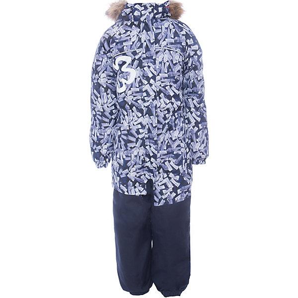 Комбинезон CHLOE 1 Huppa для девочкиВерхняя одежда<br>Характеристики товара:<br><br>• модель: Chloe 1;<br>• цвет: фиолетовый;<br>• пол: девочка ;<br>• состав: 100% полиэстер;<br>• утеплитель: полиэстер, 300 гр.;<br>• подкладка: тафта/флис;<br>• сезон: зима;<br>• температурный режим: от -5 до - 30С;<br>• водонепроницаемость: 5000 вверх/10000 низ мм;<br>• воздухопроницаемость: 5000 вверх/ 10000 низ г/м2/24ч;<br>• водо- и ветронепроницаемый, дышащий и грязеотталкивающий материал;<br>• особенности модели: c рисунком, с мехом;<br>• капюшон для большего удобства крепится на кнопки и, при необходимости, отстегивается;<br>• искусственный мех на капюшоне съемный ;<br>• сиденье и нижний край брючины выполнены из очень прочной ткани Cordura;<br>• cидельный шов, внутренние и боковые швы проклеены и не пропускают влагу;<br>• светоотражающих элементов для безопасности ребенка;<br>• внутренний и боковые карманы застегиваются на молнию;<br>• манжеты брюк и рукавов эластичные, на резинках;<br>• съемные силиконовые штрипки;<br>• страна бренда: Финляндия;<br>• страна изготовитель: Эстония.<br><br>Комбинезон Chloe 1 для девочки водо и воздухонепроницаемый. Важный критерий при выборе комбинезона для девочки - это количество утеплителя, ведь малыши еще малоподвижны, поэтому комбинезон должен быть теплым. В модели Chloe 1 300 грамм утеплителя, которые обеспечат тепло и комфорт ребенку при температуре от -5 до -30 градусов. Подкладка — тафта/флис. <br><br>Функциональные элемент: капюшон отстегивается с помощью кнопок, мех отстегивается, все карманы на молнии, манжеты на резинке, съемные силиконовые штрипки, светоотражающие элементы.<br><br>Комбинезон  Chloe 1  для девочки Huppa (Хуппа) можно купить в нашем интернет-магазине.<br>Ширина мм: 356; Глубина мм: 10; Высота мм: 245; Вес г: 519; Цвет: фиолетовый; Возраст от месяцев: 18; Возраст до месяцев: 24; Пол: Женский; Возраст: Детский; Размер: 134,128,122,116,110,104,98,92; SKU: 7024517;