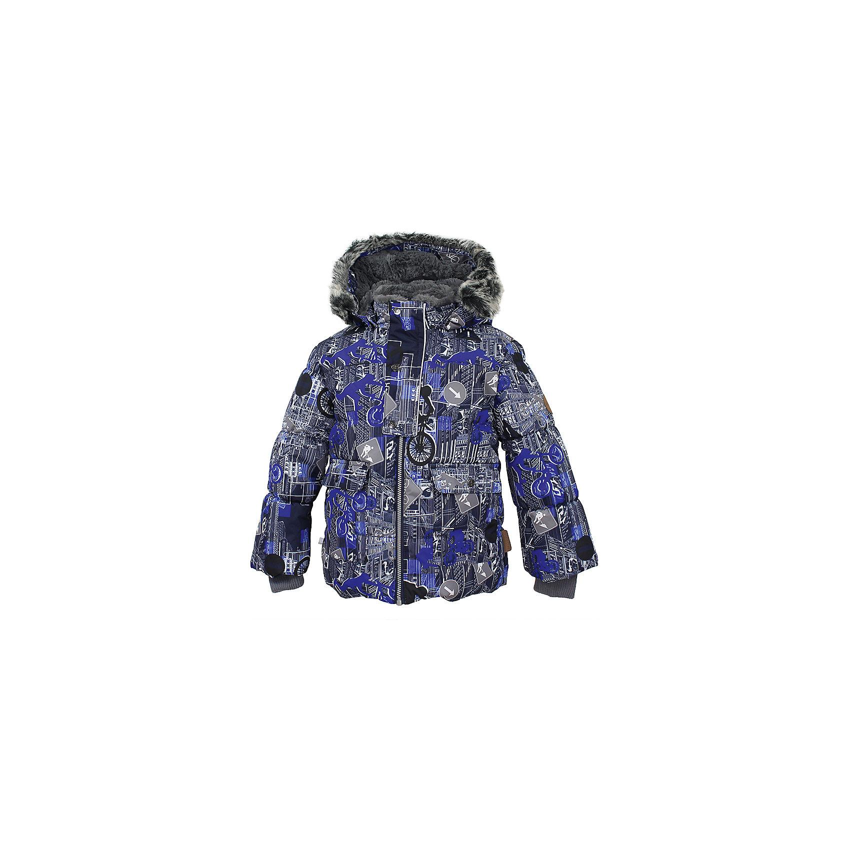 Куртка OLIVER Huppa для мальчикаЗимние куртки<br>Куртка для мальчиков OLIVER.Водо и воздухонепроницаемость 10 000 .Утеплитель 300 гр. Подкладка Teddy Fur, тафта 100% полиэстер.Капюшон с отстегивающимся мехом.Внутренний манжет рукава. Имеются светоотражательные элементы.<br>Состав:<br>100% Полиэстер<br><br>Ширина мм: 356<br>Глубина мм: 10<br>Высота мм: 245<br>Вес г: 519<br>Цвет: синий<br>Возраст от месяцев: 72<br>Возраст до месяцев: 84<br>Пол: Мужской<br>Возраст: Детский<br>Размер: 122,74,80,86,92,98,104,110,116<br>SKU: 7024902