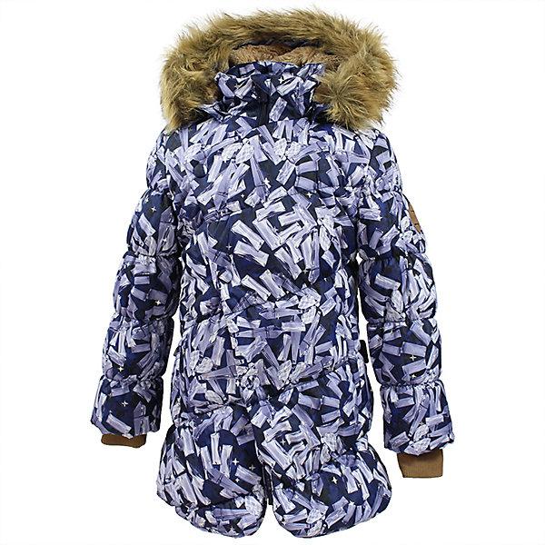 Куртка ROSA Huppa для девочкиЗимние куртки<br>Характеристики товара:<br><br>• модель: Rosa;<br>• цвет: черный принт;<br>• состав: 100% полиэстер;<br>• утеплитель: полиэстер,300 гр.;<br>• подкладка: Teddy Fur, тафта,полиэстер;<br>• сезон: зима;<br>• температурный режим: от -5 до - 30С;<br>• водонепроницаемость: 5000 мм;<br>• воздухопроницаемость: 5000 г/м2/24ч;<br>• особенности модели: с рисунком,с мехом на капюшоне;<br>• защитная планка молнии на кнопках;<br>• защита подбородка от защемления;<br>• мягкая меховая подкладка;<br>• капюшон отстегивается;<br>• искусственный мех на капюшоне съемный;<br>• два врезных кармана на молнии;<br>• светоотражающие элементы для безопасности ребенка;<br>• трикотажные манжеты; <br>• страна бренда: Финляндия;<br>• страна изготовитель: Эстония.<br><br>Куртка Rosa  для девочки изготовлена из водо и ветронепроницаемого, грязеотталкивающего материала. В куртке Rosa  300 грамм утеплителя, которые обеспечат тепло и комфорт ребенку при температуре от -5 до -30 градусов.Подкладка —Teddy Fur,тафта.<br><br>Функциональные элементы: капюшон отстегивается с помощью кнопок, мех отстегивается, защитная планка молнии на кнопках, защита подбородка от защемления, мягкая меховая подкладка, карманы на молнии, трикотажные манжеты, светоотражающие элементы. <br><br>Куртку Rosa для девочки бренда HUPPA  можно купить в нашем интернет-магазине.<br>Ширина мм: 356; Глубина мм: 10; Высота мм: 245; Вес г: 519; Цвет: черный; Возраст от месяцев: 108; Возраст до месяцев: 120; Пол: Женский; Возраст: Детский; Размер: 140,146,134,128,122,116,110,98,152,104,158; SKU: 7024946;