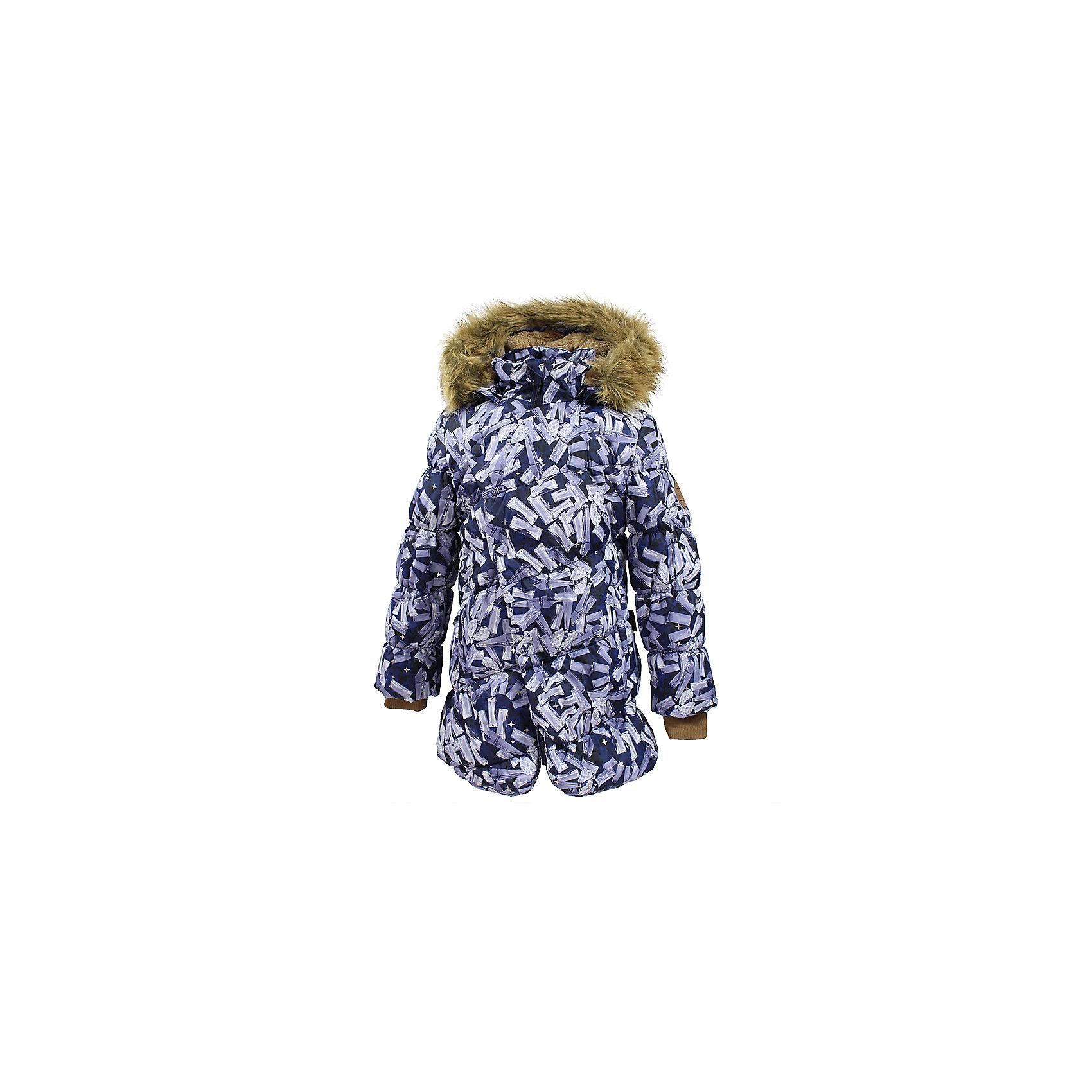 Куртка ROSA Huppa для девочкиВерхняя одежда<br>Характеристики товара:<br><br>• модель: Rosa;<br>• цвет: черный принт;<br>• состав: 100% полиэстер;<br>• утеплитель: полиэстер,300 гр.;<br>• подкладка: Teddy Fur, тафта,полиэстер;<br>• сезон: зима;<br>• температурный режим: от -5 до - 30С;<br>• водонепроницаемость: 5000 мм;<br>• воздухопроницаемость: 5000 г/м2/24ч;<br>• особенности модели: с рисунком,с мехом на капюшоне;<br>• защитная планка молнии на кнопках;<br>• защита подбородка от защемления;<br>• мягкая меховая подкладка;<br>• капюшон отстегивается;<br>• искусственный мех на капюшоне съемный;<br>• два врезных кармана на молнии;<br>• светоотражающие элементы для безопасности ребенка;<br>• трикотажные манжеты; <br>• страна бренда: Финляндия;<br>• страна изготовитель: Эстония.<br><br>Куртка Rosa  для девочки изготовлена из водо и ветронепроницаемого, грязеотталкивающего материала. В куртке Rosa  300 грамм утеплителя, которые обеспечат тепло и комфорт ребенку при температуре от -5 до -30 градусов.Подкладка —Teddy Fur,тафта.<br><br>Функциональные элементы: капюшон отстегивается с помощью кнопок, мех отстегивается, защитная планка молнии на кнопках, защита подбородка от защемления, мягкая меховая подкладка, карманы на молнии, трикотажные манжеты, светоотражающие элементы. <br><br>Куртку Rosa для девочки бренда HUPPA  можно купить в нашем интернет-магазине.<br><br>Ширина мм: 356<br>Глубина мм: 10<br>Высота мм: 245<br>Вес г: 519<br>Цвет: черный<br>Возраст от месяцев: 144<br>Возраст до месяцев: 156<br>Пол: Женский<br>Возраст: Детский<br>Размер: 158,98,104,110,116,122,128,134,140,146,152<br>SKU: 7024946