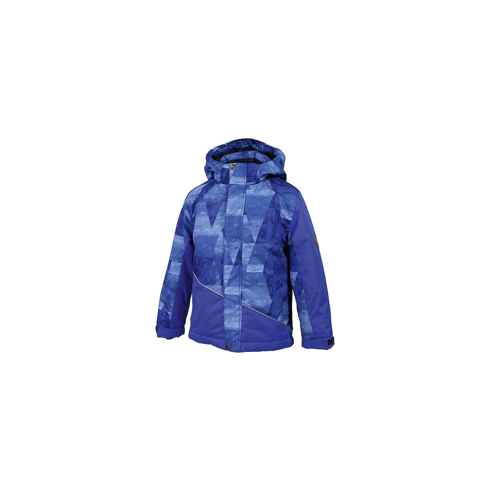 Куртка ALEX HuppaВерхняя одежда<br>Характеристики товара:<br><br>• модель: Alex;<br>• цвет: синий принт;<br>• состав: 100% полиэстер;<br>• утеплитель:  нового поколенияHuppaTherm,300 гр.;<br>• подкладка: полиэстер, тафта, флис;<br>• сезон: зима;<br>• температурный режим: от - 5 до - 30С;<br>• водонепроницаемость: 10000 мм;<br>• воздухопроницаемость: 10000 г/м2/24ч;<br>• все швы проклеены и не пропускают влагу;<br>• защитная планка молнии на липучке;<br>• защита подбородка от защемления;<br>• наличие внутренней снегозащиты куртки;<br>• капюшон крепится на кнопки и, при необходимости, отстегивается;<br>• эластичный шнур с фиксатором;<br>• карманы застегиваются на молнию;<br>• светоотражающие элементы для безопасности ребенка;<br>• регулируемые рукава на липучке с дополнительным вязаным манжетом внутри; <br>• страна бренда: Финляндия;<br>• страна изготовитель: Эстония.<br><br>Куртка Alex  для мальчика изготовлена из водо и ветронепроницаемого, грязеотталкивающего материала.<br><br>В куртке Alex 300 грамм утеплителя, которые обеспечат тепло и комфорт ребенку при температуре от -5 до -30 градусов.Подкладка —полиэстер, тафта, флис.<br><br>Функциональные элементы: капюшон отстегивается с помощью кнопок, защитная планка молнии на кнопках, защита подбородка от защемления, наличие внутренней снегозащиты куртки,эластичный шнур с фиксатором, карманы застегиваются на молнию,  регулируемые рукава на липучке с дополнительным вязаным манжетом внутри, все швы проклеены и не пропускают влагу,светоотражающие элементы. <br><br>Куртку Alex для мальчика бренда HUPPA  можно купить в нашем интернет-магазине.<br><br>Ширина мм: 356<br>Глубина мм: 10<br>Высота мм: 245<br>Вес г: 519<br>Цвет: синий<br>Возраст от месяцев: 168<br>Возраст до месяцев: 180<br>Пол: Унисекс<br>Возраст: Детский<br>Размер: 170,104,110,116,122,128,134,140,146,152,158,164<br>SKU: 7024992