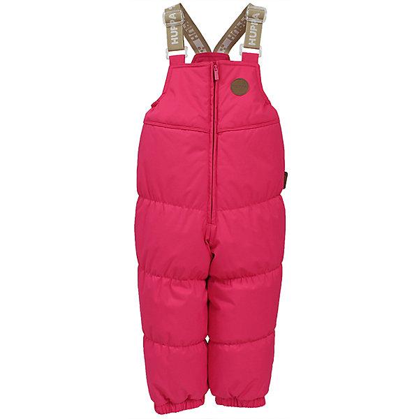 Полукомбинезон DOMAS Huppa для девочкиВерхняя одежда<br>Характеристики товара:<br><br>• модель: Domas;<br>• состав: 100% полиэстер;<br>• утеплитель: нового поколенияHuppaTherm, 160 гр.;<br>• подкладка: 100% хлопок;<br>• сезон: зима;<br>• температурный режим: от - 5 до - 30С;<br>• водонепроницаемость: 10000 мм;<br>• воздухопроницаемость: 10000 г/м2/24ч;<br>• влагостойкие, водоотталкивающие, ветрозащитные и дышащие материалы.<br>• резиновые подтяжки; <br>• манжеты брюк на резинке;<br>• съемные силиконовые штрипки;<br>• светоотражающие элементы для безопасности ребенка;<br>• страна бренда: Финляндия;<br>• страна изготовитель: Эстония.<br><br>Зимний полукомбинезон Domas для мальчика бренда HUPPA - это отличный вариант для холодной зимы. Полукомбинезон с утеплителем 160 гр подойдут на температуру от -5 до -30 градусов. Подкладка —100% хлопок.<br><br>Утеплитель HuppaTherm - высокотехнологичный легкий синтетический утеплитель нового поколения. Сохраняет объем и высокую теплоизоляцию изделия. Легко стирается и быстро сохнет. Изделия HuppaTherm легкие по весу, комфортные и теплые.<br><br>Функциональные элементы:  эластичные подтяжки регулируются по длине, манжеты брюк на резинке, съемные силиконовые штрипки, светоотражающие элементы. <br><br>Полукомбинезон Domas для мальчика бренда HUPPA  можно купить в нашем интернет-магазине.<br><br>Ширина мм: 215<br>Глубина мм: 88<br>Высота мм: 191<br>Вес г: 336<br>Цвет: фуксия<br>Возраст от месяцев: 12<br>Возраст до месяцев: 18<br>Пол: Женский<br>Возраст: Детский<br>Размер: 86,80,74,122,116,110,104,98,92<br>SKU: 7025081