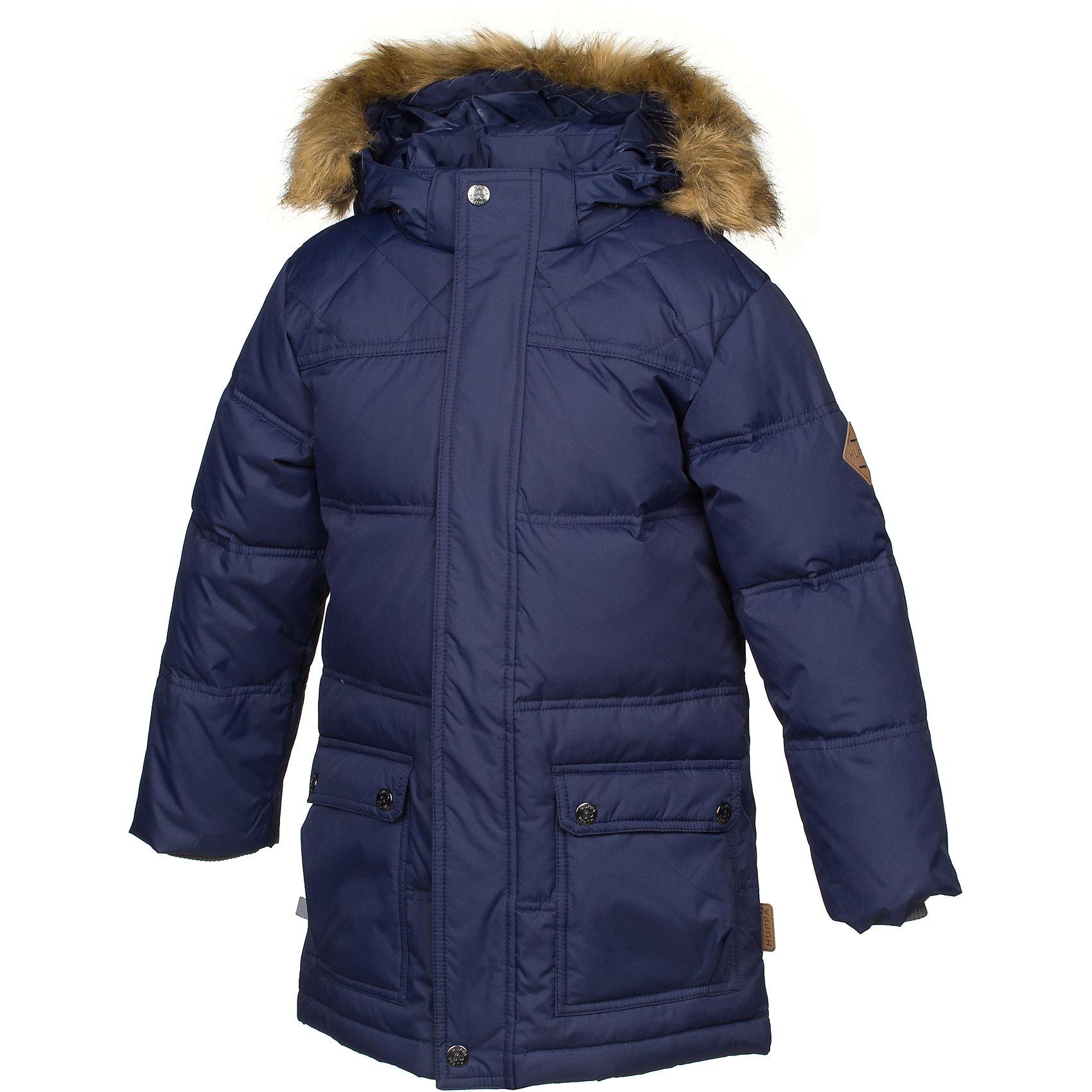 Куртка LUCAS Huppa для мальчикаЗимние куртки<br>Характеристики товара:<br><br>• модель: Lucas;<br>• состав: 100% полиэстер;<br>• утеплитель: 50% пух, 50% перо.;<br>• подкладка: тафта,полиэстер;<br>• сезон: зима;<br>• температурный режим: от - 5 до - 30С;<br>• водонепроницаемость: 5000 мм;<br>• воздухопроницаемость: 5000 г/м2/24ч;<br>• влагоустойчивая и дышащая ткань;<br>• двухсторонняя молния;<br>• воротник-стойка застегивается на застежку-молнию и кнопки;<br>• безопасный капюшон при необходимости, отстегивается;<br>• мех на капюшоне съемный;<br>• низ рукавов дополнен эластичными манжетами;<br>• карманы на молнии;<br>• светоотражающие детали для безопасности ребенка;<br>• страна бренда: Финляндия;<br>• страна изготовитель: Эстония.<br><br>Стильная молодёжная парка Lucas для мальчиков выполнена  из влагоустойчивой и дышащей ткани, которая позволяет сохранить внутри собственное тепло ребенка и препятствует попаданию извне холодного воздуха. Её поверхность очень просто очистить от любых загрязнений.<br><br>Голову украшает отстёгивающийся капюшон, обрамлённый съемным мехом. Прямой крой придаёт парке модный спортивный вид. Двусторонняя молния спрятана за декоративной планкой. Бегунок молнии открывается/закрывается снизу и сверху. Карманы на молнии. В рукава вшиты вязаные манжеты. Они прекрасно защищают парня от снега и ветра.Имеются светоотражательные элементы.<br><br>Разрабатываемая дизайнерами компании Хуппа детская одежда полностью отвечает климатическим особенностям нашей страны.<br><br>Куртку Lucas для мальчика бренда HUPPA  можно купить в нашем интернет-магазине.<br><br>Ширина мм: 356<br>Глубина мм: 10<br>Высота мм: 245<br>Вес г: 519<br>Цвет: синий<br>Возраст от месяцев: 168<br>Возраст до месяцев: 180<br>Пол: Мужской<br>Возраст: Детский<br>Размер: 170,128,134,140,146,152,164,158,110,116,122<br>SKU: 7025251