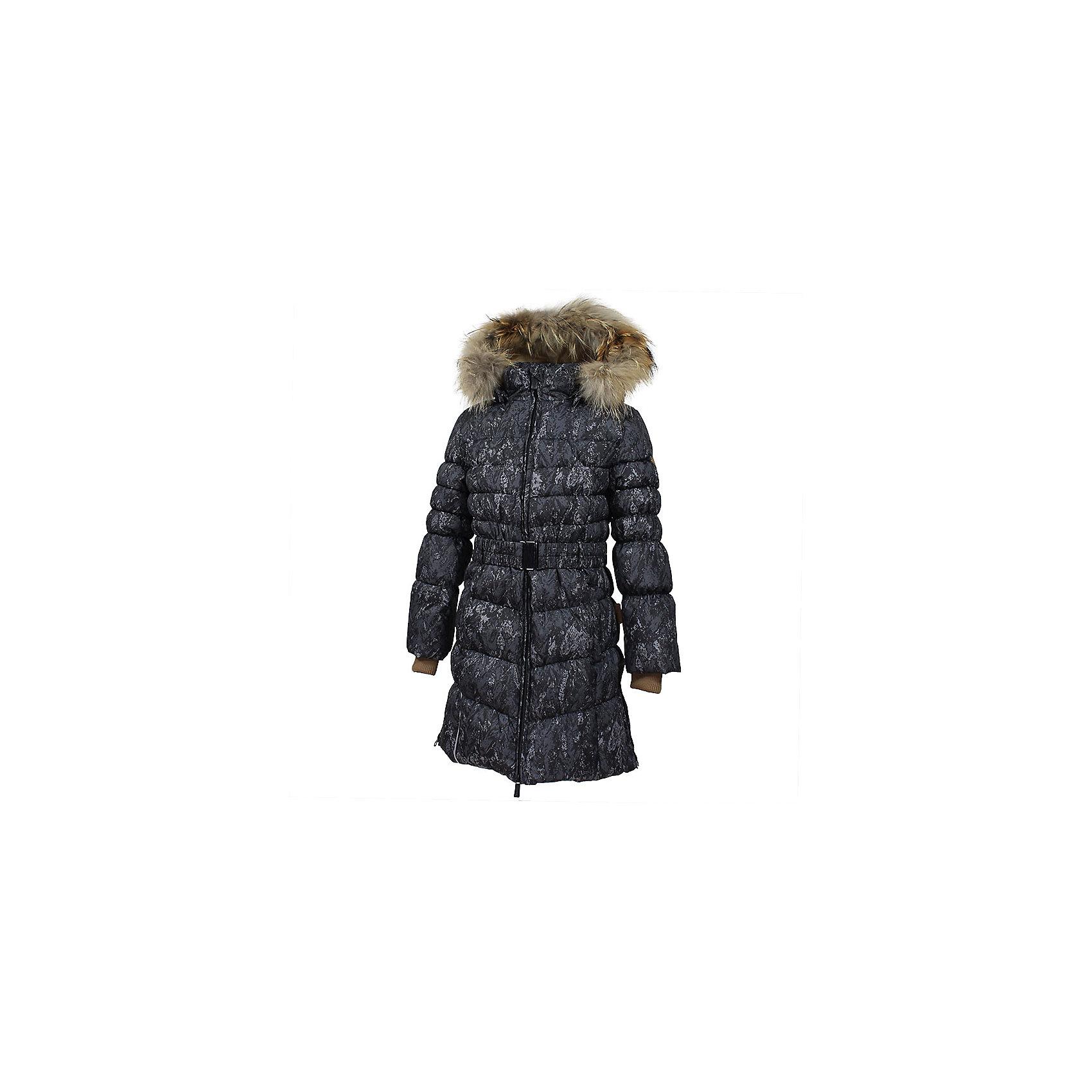 Пальто YASMINE Huppa для девочкиПальто и плащи<br>Пальто для девочек YASMINE.Водо и воздухонепроницаемость 5 000.Утеплитель 50% пух, 50% перо.Подкладка тафта 100% полиэстер.Карманы на молнии.Двухсторонняя молния.Съемный капюшон с отстегивающимся мехом.Внутренний манжет рукава. Имеются светоотажательные элементы.<br>Состав:<br>100% Полиэстер<br><br>Ширина мм: 356<br>Глубина мм: 10<br>Высота мм: 245<br>Вес г: 519<br>Цвет: черный<br>Возраст от месяцев: 36<br>Возраст до месяцев: 48<br>Пол: Женский<br>Возраст: Детский<br>Размер: 104<br>SKU: 7025317