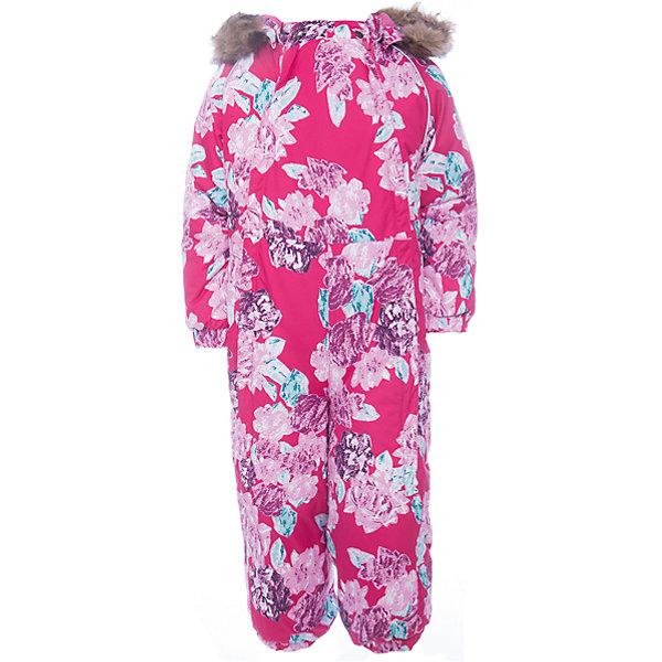 Купить Комбинезон KEIRA Huppa для девочки, Эстония, розовый, 68, 104, 98, 92, 86, 80, 74, Женский