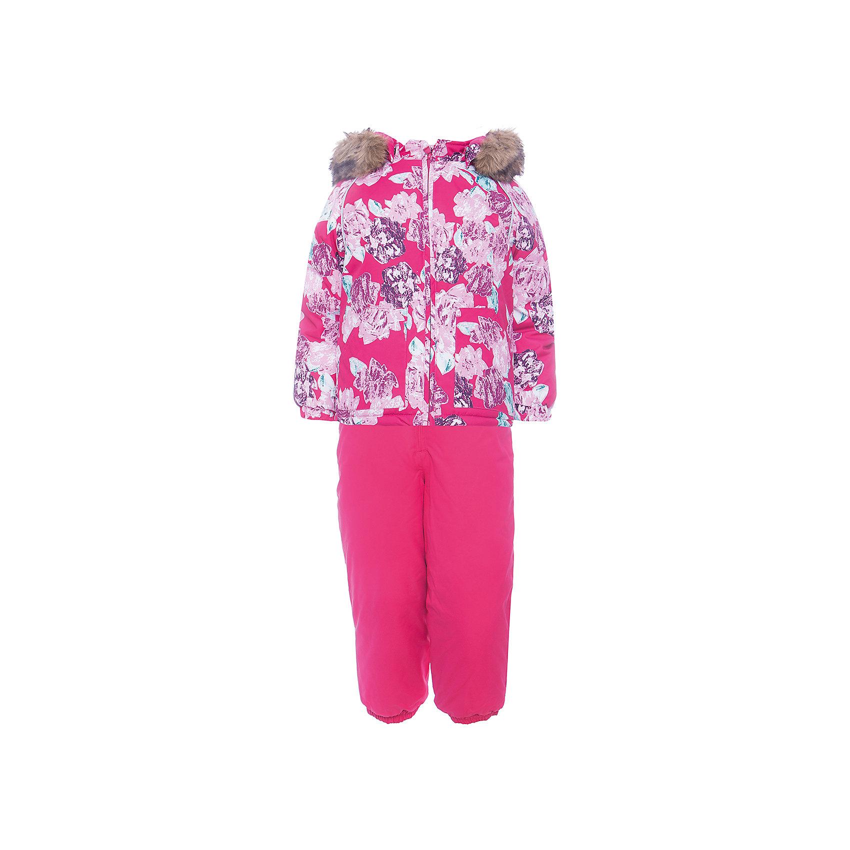 Комплект: куртка и брюки AVERY HuppaКомплекты<br>Комплект для малышей  AVERY.Водо и воздухонепроницаемость 10 000 . Утеплитель 300 гр куртка/160 гр брюки. Подкладка фланель 100% хлопок.Отстегивающийся капюшон с мехом.Манжеты рукавов на резинке. Манжеты брюк на резинке.Добавлены петли для ступней.Резиновые подтяжки.Имеются светоотражательные элементы.<br>Состав:<br>100% Полиэстер<br><br>Ширина мм: 356<br>Глубина мм: 10<br>Высота мм: 245<br>Вес г: 519<br>Цвет: фуксия<br>Возраст от месяцев: 36<br>Возраст до месяцев: 48<br>Пол: Унисекс<br>Возраст: Детский<br>Размер: 104,80,86,92,98<br>SKU: 7026958