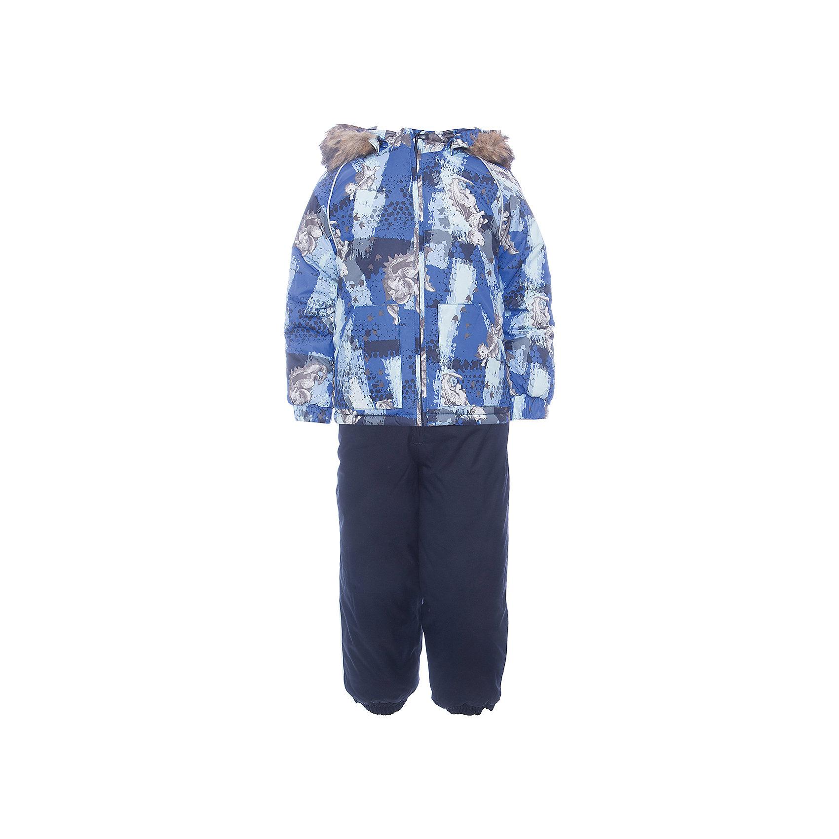 Комплект: куртка и брюки AVERY HuppaВерхняя одежда<br>Комплект для малышей  AVERY.Водо и воздухонепроницаемость 5 000 куртка / 10 000 брюки. Утеплитель 300 гр куртка/160 гр брюки. Подкладка фланель 100% хлопок.Отстегивающийся капюшон с мехом.Манжеты рукавов на резинке. Манжеты брюк на резинке.Добавлены петли для ступней.Резиновые подтяжки.Имеются светоотражательные элементы.<br>Состав:<br>100% Полиэстер<br><br>Ширина мм: 356<br>Глубина мм: 10<br>Высота мм: 245<br>Вес г: 519<br>Цвет: синий<br>Возраст от месяцев: 36<br>Возраст до месяцев: 48<br>Пол: Унисекс<br>Возраст: Детский<br>Размер: 104,80,86,92,98<br>SKU: 7026976