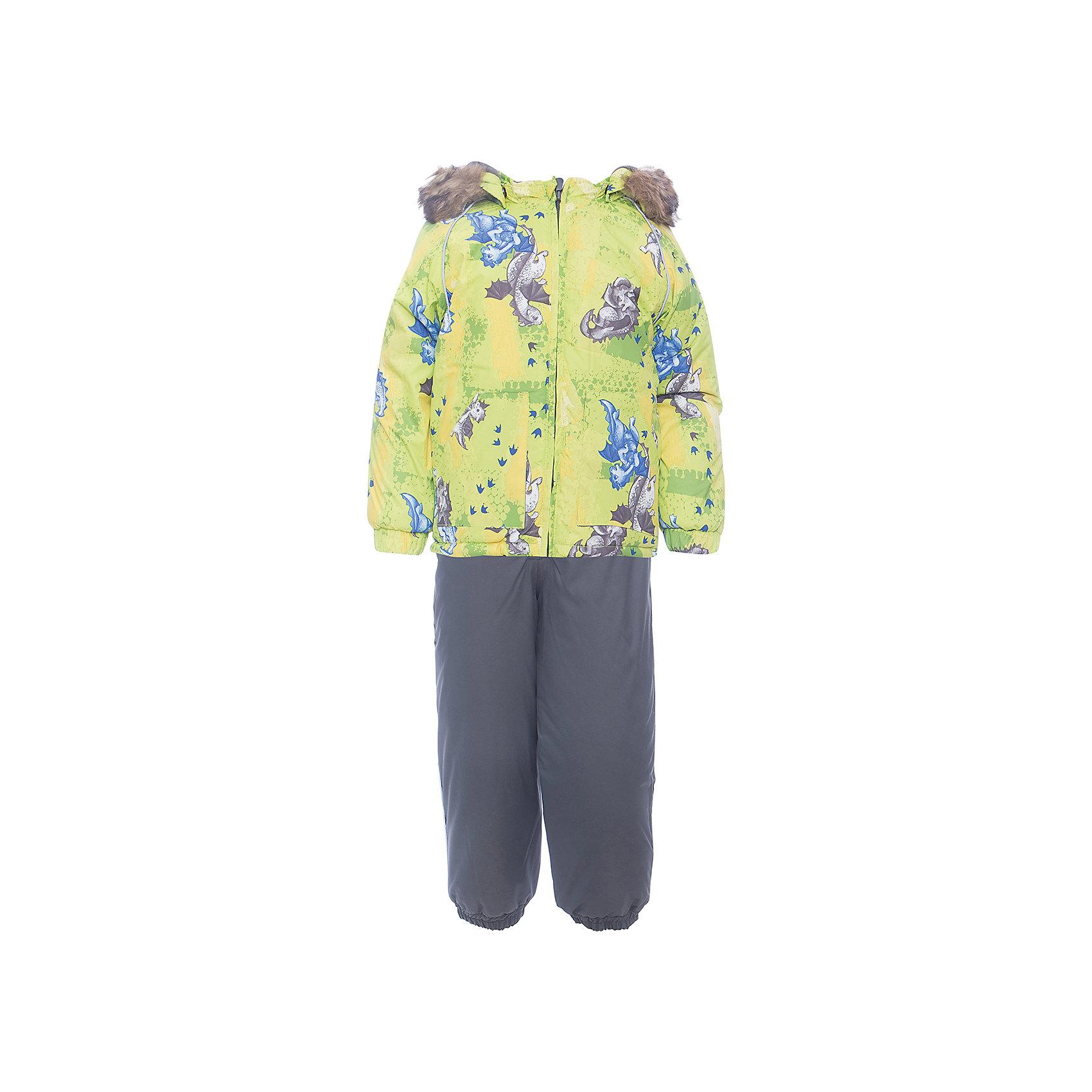 Комплект: куртка и брюки AVERY HuppaВерхняя одежда<br>Комплект для малышей  AVERY.Водо и воздухонепроницаемость 5 000 куртка / 10 000 брюки. Утеплитель 300 гр куртка/160 гр брюки. Подкладка фланель 100% хлопок.Отстегивающийся капюшон с мехом.Манжеты рукавов на резинке. Манжеты брюк на резинке.Добавлены петли для ступней.Резиновые подтяжки.Имеются светоотражательные элементы.<br>Состав:<br>100% Полиэстер<br><br>Ширина мм: 356<br>Глубина мм: 10<br>Высота мм: 245<br>Вес г: 519<br>Цвет: зеленый<br>Возраст от месяцев: 36<br>Возраст до месяцев: 48<br>Пол: Унисекс<br>Возраст: Детский<br>Размер: 104,80,86,92,98<br>SKU: 7026982