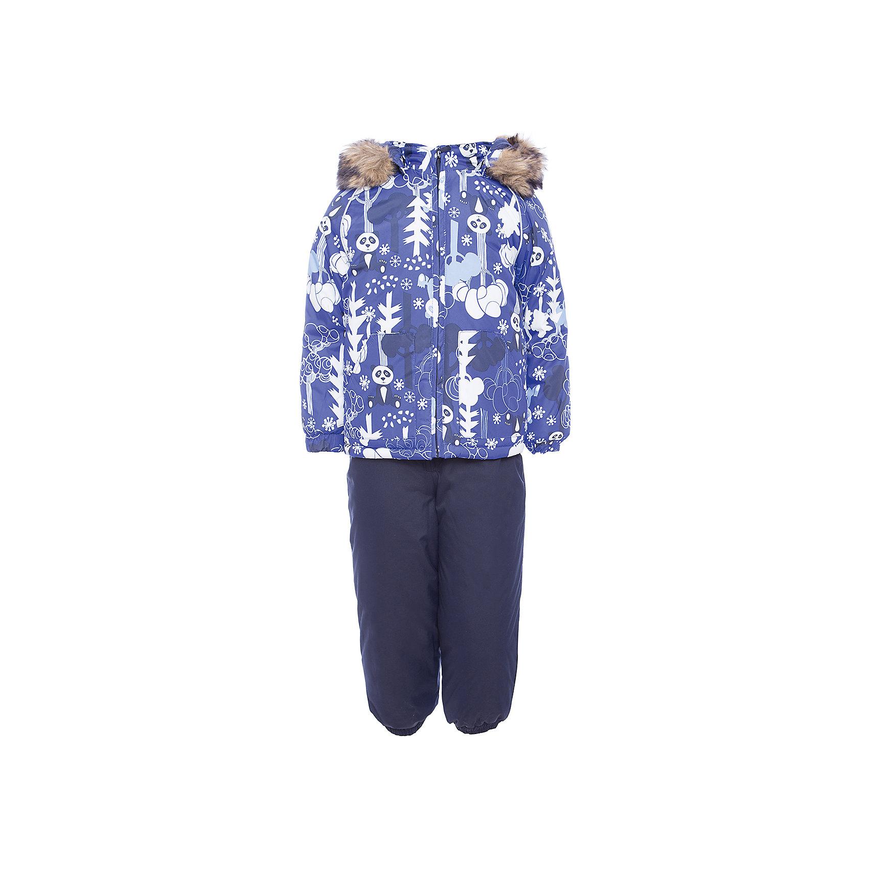 Комплект: куртка и брюки AVERY HuppaКомплекты<br>Комплект для малышей  AVERY.Водо и воздухонепроницаемость 5 000 куртка / 10 000 брюки. Утеплитель 300 гр куртка/160 гр брюки. Подкладка фланель 100% хлопок.Отстегивающийся капюшон с мехом.Манжеты рукавов на резинке. Манжеты брюк на резинке.Добавлены петли для ступней.Резиновые подтяжки.Имеются светоотражательные элементы.<br>Состав:<br>100% Полиэстер<br><br>Ширина мм: 356<br>Глубина мм: 10<br>Высота мм: 245<br>Вес г: 519<br>Цвет: синий<br>Возраст от месяцев: 18<br>Возраст до месяцев: 24<br>Пол: Унисекс<br>Возраст: Детский<br>Размер: 92,98,104,80,86<br>SKU: 7027018