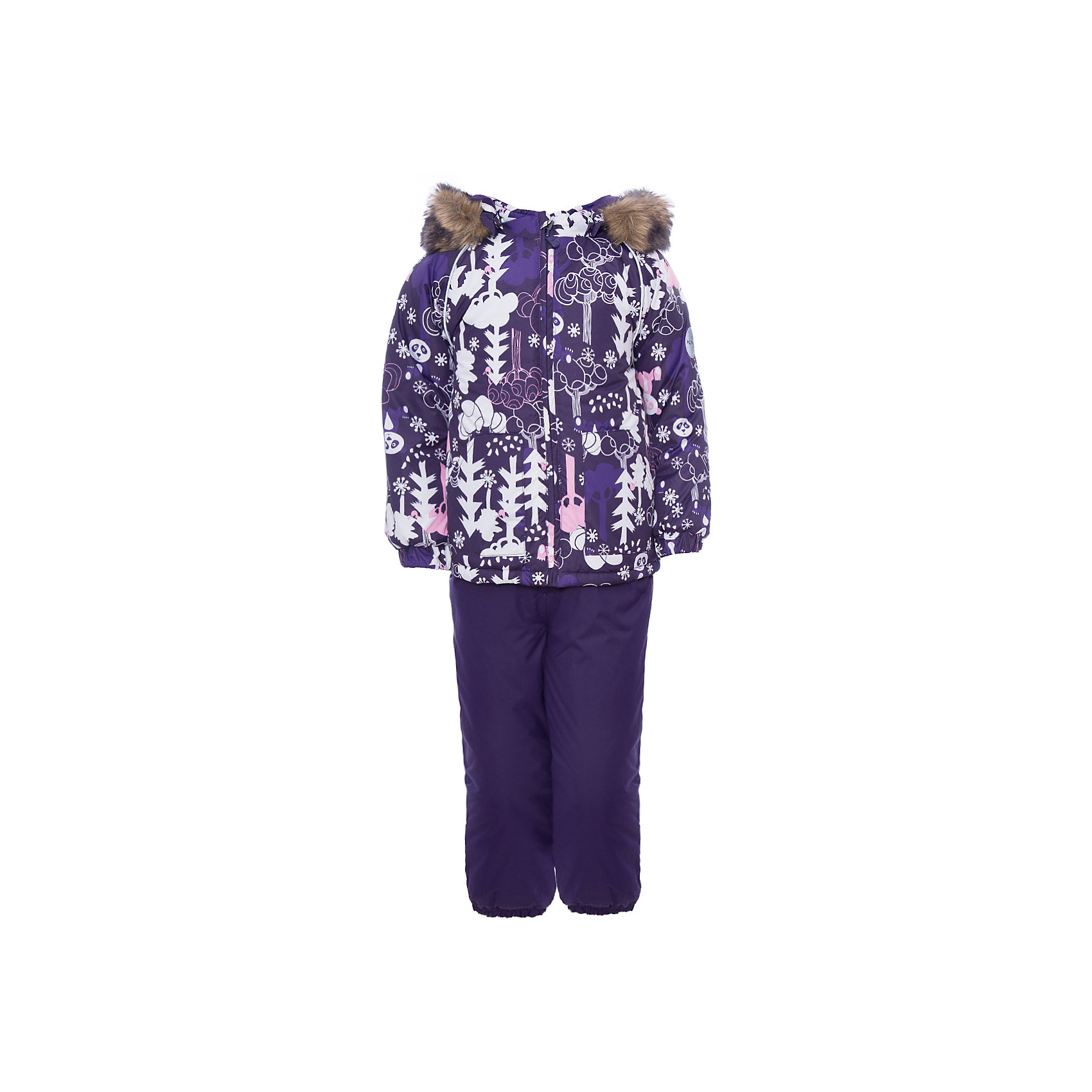 Комплект: куртка и брюки AVERY HuppaКомплекты<br>Комплект для малышей  AVERY.Водо и воздухонепроницаемость 5 000 куртка / 10 000 брюки. Утеплитель 300 гр куртка/160 гр брюки. Подкладка фланель 100% хлопок.Отстегивающийся капюшон с мехом.Манжеты рукавов на резинке. Манжеты брюк на резинке.Добавлены петли для ступней.Резиновые подтяжки.Имеются светоотражательные элементы.<br>Состав:<br>100% Полиэстер<br><br>Ширина мм: 356<br>Глубина мм: 10<br>Высота мм: 245<br>Вес г: 519<br>Цвет: лиловый<br>Возраст от месяцев: 12<br>Возраст до месяцев: 18<br>Пол: Унисекс<br>Возраст: Детский<br>Размер: 104,80,86,92,98<br>SKU: 7027036