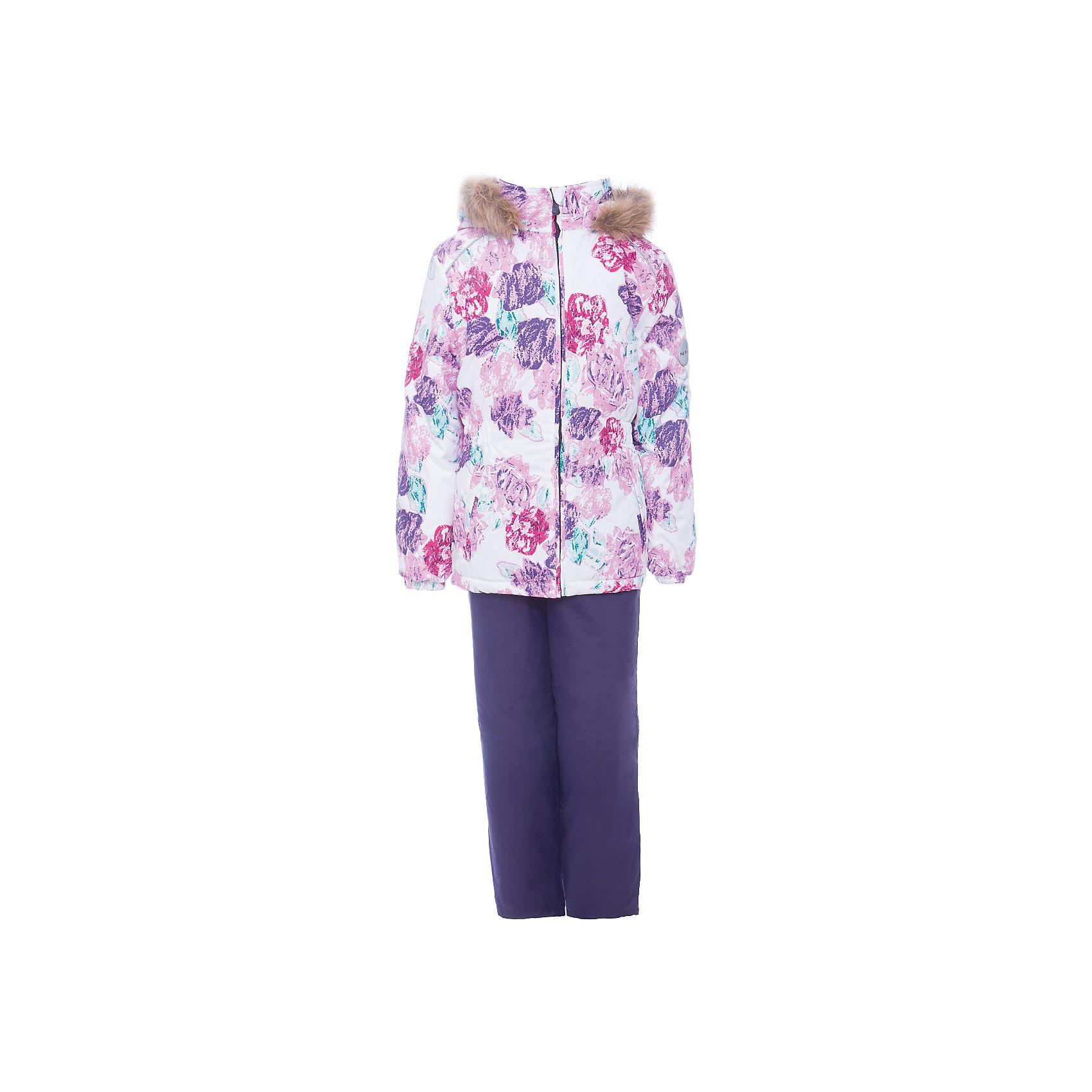 Комплект: куртка и брюки WONDER Huppa для девочкиВерхняя одежда<br>Комплект для девочек WONDER.Водо и воздухонепроницаемость  10 000.Утеплитель 300 гр куртка/160 гр брюки.Подкладка тафта, флис 100% полиэстер.Отстегивающийся капюшон с мехом.Манжеты рукавов на резинке.Регулируемые низы.Внутренняя снегозащита брюк.Швы проклеены.Резиновые подтяжки.Имеются светоотражательные элементы.<br>Состав:<br>100% Полиэстер<br><br>Ширина мм: 356<br>Глубина мм: 10<br>Высота мм: 245<br>Вес г: 519<br>Цвет: белый<br>Возраст от месяцев: 18<br>Возраст до месяцев: 24<br>Пол: Женский<br>Возраст: Детский<br>Размер: 92,140,134,128,122,116,110,104,98<br>SKU: 7027058