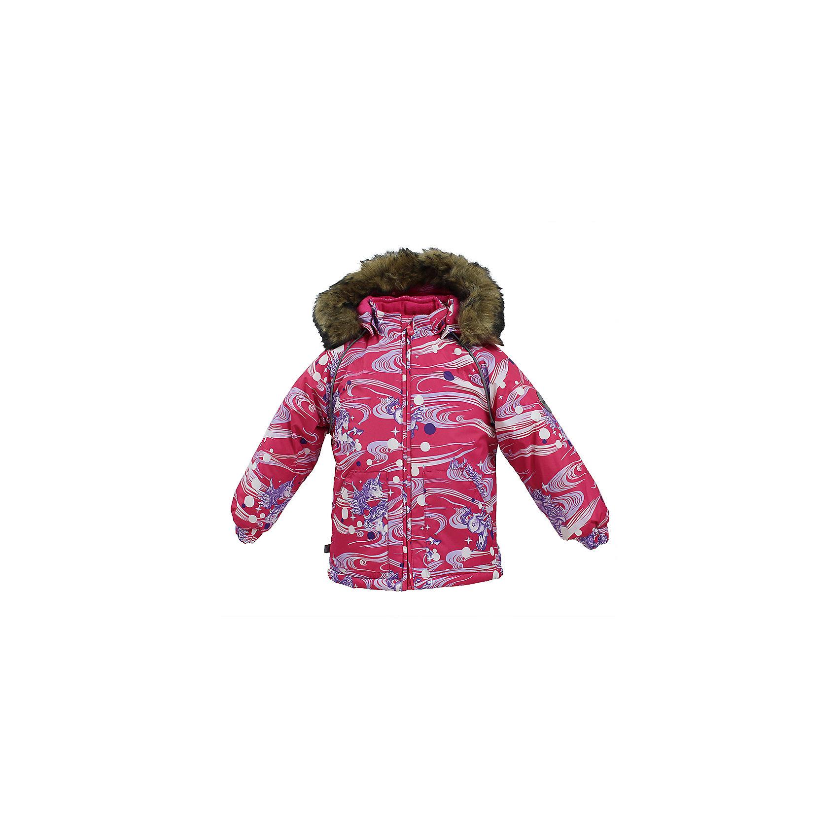Куртка VIRGO HuppaЗимние куртки<br>Куртка для малышей VIRGO.Водо и воздухонепроницаемость 5 000. Утеплитель 300 гр. Подкладка фланель 100% хлопок. Отстегивающийся капюшон с мехом. Манжеты рукавов на резинке. Имеются светоотражательные детали.<br>Состав:<br>100% Полиэстер<br><br>Ширина мм: 356<br>Глубина мм: 10<br>Высота мм: 245<br>Вес г: 519<br>Цвет: фуксия<br>Возраст от месяцев: 36<br>Возраст до месяцев: 48<br>Пол: Унисекс<br>Возраст: Детский<br>Размер: 104,80,86,92,98<br>SKU: 7027204