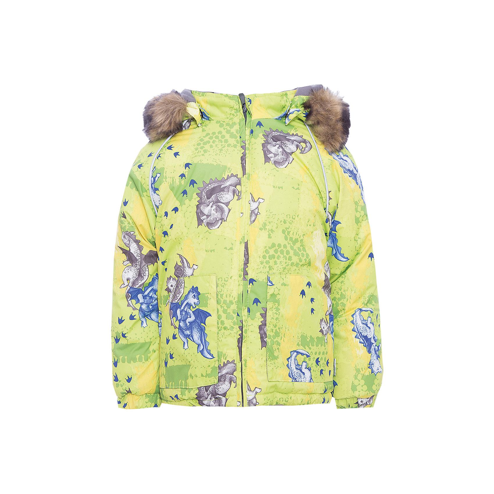 Куртка VIRGO HuppaЗимние куртки<br>Куртка для малышей VIRGO.Водо и воздухонепроницаемость 5 000. Утеплитель 300 гр. Подкладка фланель 100% хлопок. Отстегивающийся капюшон с мехом. Манжеты рукавов на резинке. Имеются светоотражательные детали.<br>Состав:<br>100% Полиэстер<br><br>Ширина мм: 356<br>Глубина мм: 10<br>Высота мм: 245<br>Вес г: 519<br>Цвет: зеленый<br>Возраст от месяцев: 36<br>Возраст до месяцев: 48<br>Пол: Унисекс<br>Возраст: Детский<br>Размер: 104,80,86,92,98<br>SKU: 7027240