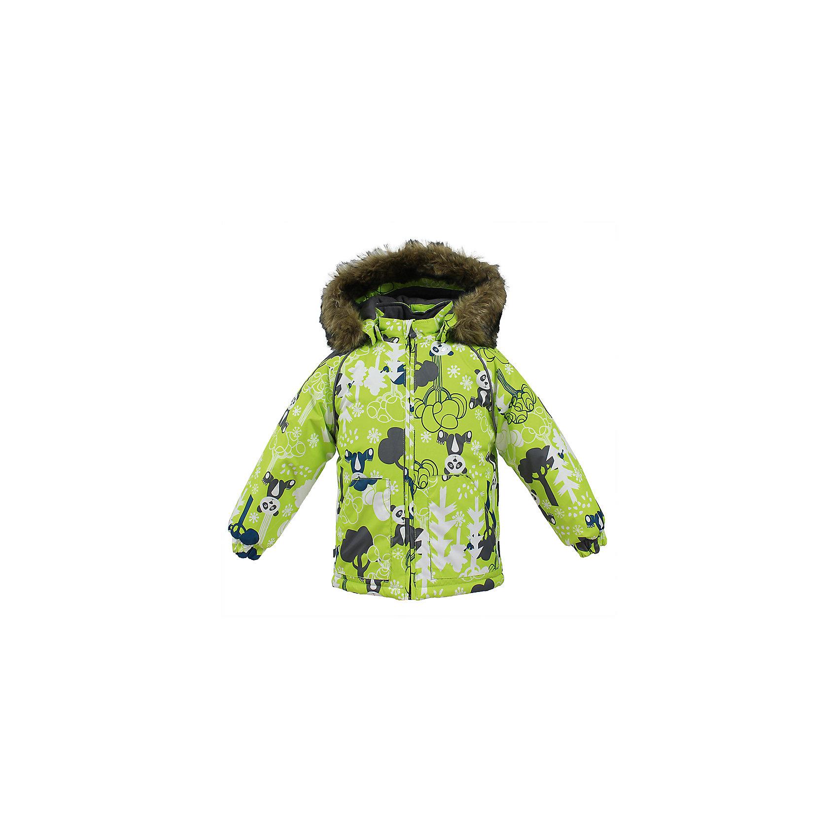 Куртка VIRGO HuppaЗимние куртки<br>Куртка для малышей VIRGO.Водо и воздухонепроницаемость 5 000. Утеплитель 300 гр. Подкладка фланель 100% хлопок. Отстегивающийся капюшон с мехом. Манжеты рукавов на резинке. Имеются светоотражательные детали.<br>Состав:<br>100% Полиэстер<br><br>Ширина мм: 356<br>Глубина мм: 10<br>Высота мм: 245<br>Вес г: 519<br>Цвет: зеленый<br>Возраст от месяцев: 18<br>Возраст до месяцев: 24<br>Пол: Унисекс<br>Возраст: Детский<br>Размер: 92,98,104,80,86<br>SKU: 7027282