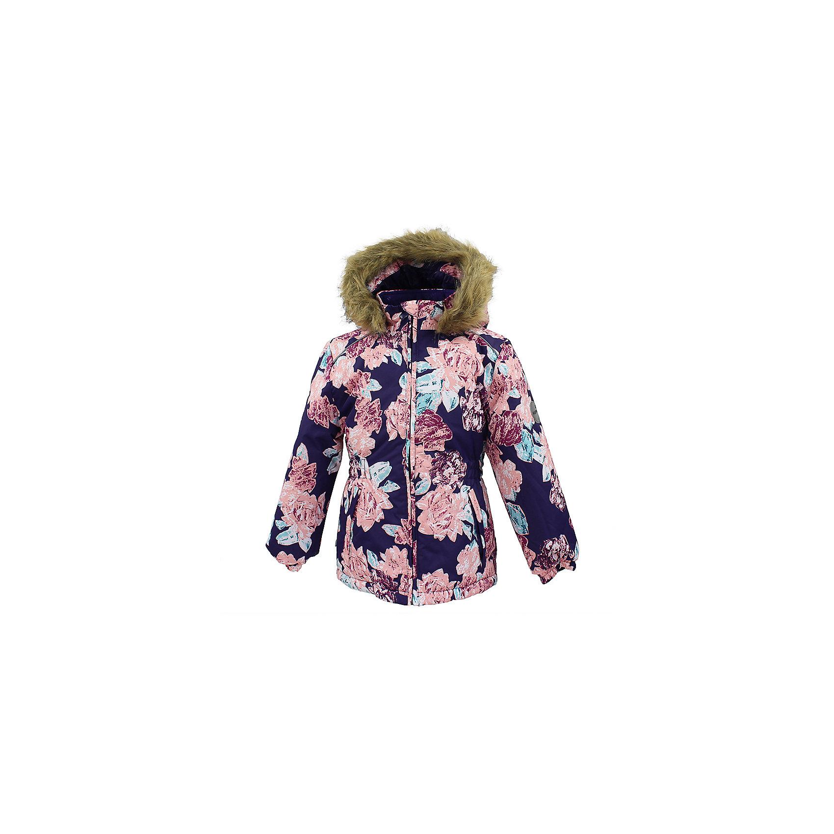 Куртка MARII Huppa для девочкиВерхняя одежда<br>Куртка для девочек MARII.Водо и воздухонепроницаемость 10 000. Утеплитель 300 гр. Подкладка тафта, флис 100% полиэстер. Отстегивающийся капюшон с мехом. Манжеты рукавов на резинке. Имеются светоотражательные детали.<br>Состав:<br>100% Полиэстер<br><br>Ширина мм: 356<br>Глубина мм: 10<br>Высота мм: 245<br>Вес г: 519<br>Цвет: лиловый<br>Возраст от месяцев: 108<br>Возраст до месяцев: 120<br>Пол: Женский<br>Возраст: Детский<br>Размер: 140,116,110,122,128,134<br>SKU: 7027330