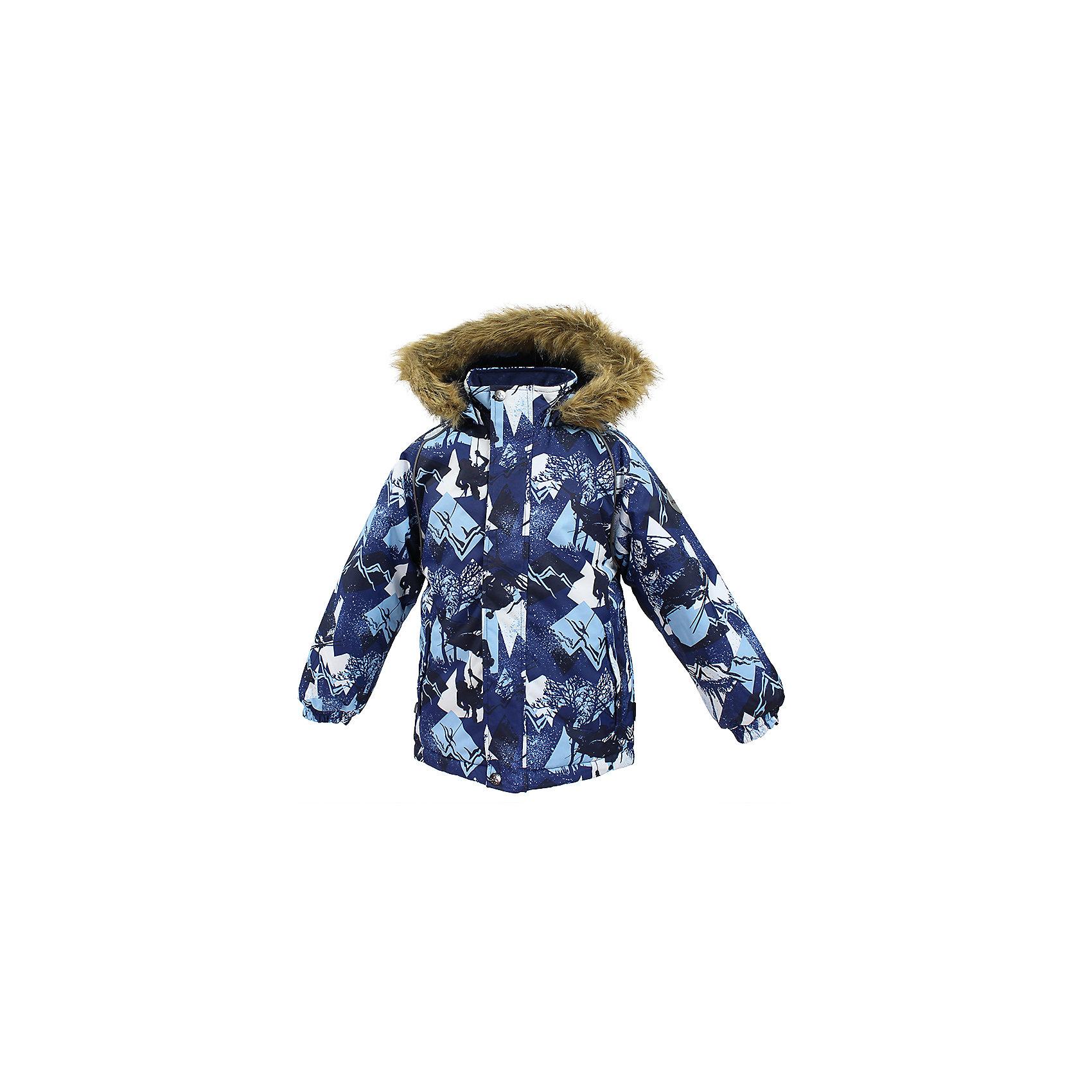 Куртка MARINEL HuppaВерхняя одежда<br>Куртка для детей MARINEL.Водо и воздухонепроницаемость 10 000. Утеплитель 300 гр. Подкладка тафта, флис 100% полиэстер. Отстегивающийся капюшон с мехом. Манжеты рукавов на резинке. Имеются светоотражательные детали.<br>Состав:<br>100% Полиэстер<br><br>Ширина мм: 356<br>Глубина мм: 10<br>Высота мм: 245<br>Вес г: 519<br>Цвет: синий<br>Возраст от месяцев: 108<br>Возраст до месяцев: 120<br>Пол: Унисекс<br>Возраст: Детский<br>Размер: 140,110,116,122,128,134<br>SKU: 7027386