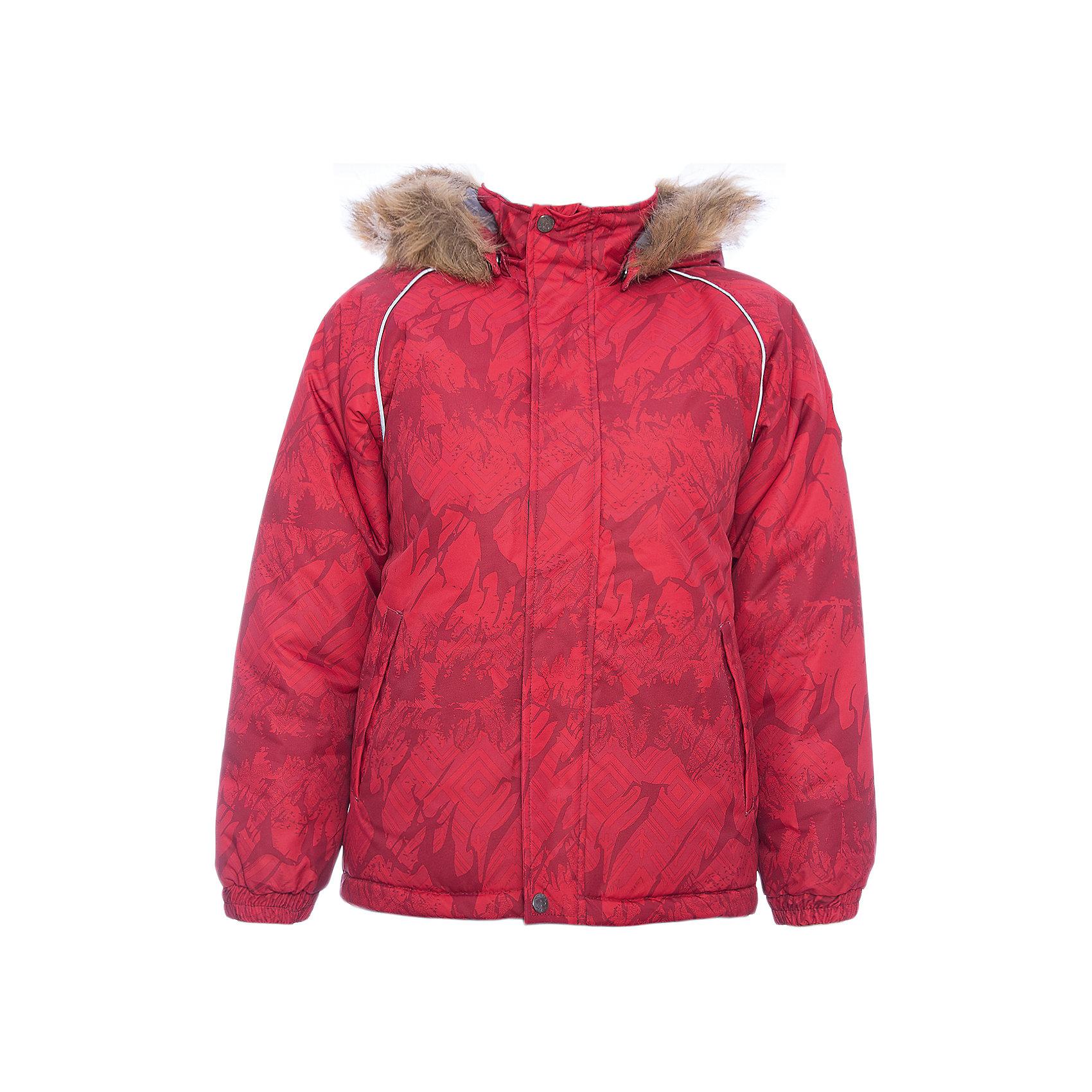Куртка MARINEL HuppaВерхняя одежда<br>Куртка для детей MARINEL.Водо и воздухонепроницаемость 10 000. Утеплитель 300 гр. Подкладка тафта, флис 100% полиэстер. Отстегивающийся капюшон с мехом. Манжеты рукавов на резинке. Имеются светоотражательные детали.<br>Состав:<br>100% Полиэстер<br><br>Ширина мм: 356<br>Глубина мм: 10<br>Высота мм: 245<br>Вес г: 519<br>Цвет: красный<br>Возраст от месяцев: 108<br>Возраст до месяцев: 120<br>Пол: Унисекс<br>Возраст: Детский<br>Размер: 140,110,116,122,128,134<br>SKU: 7027393