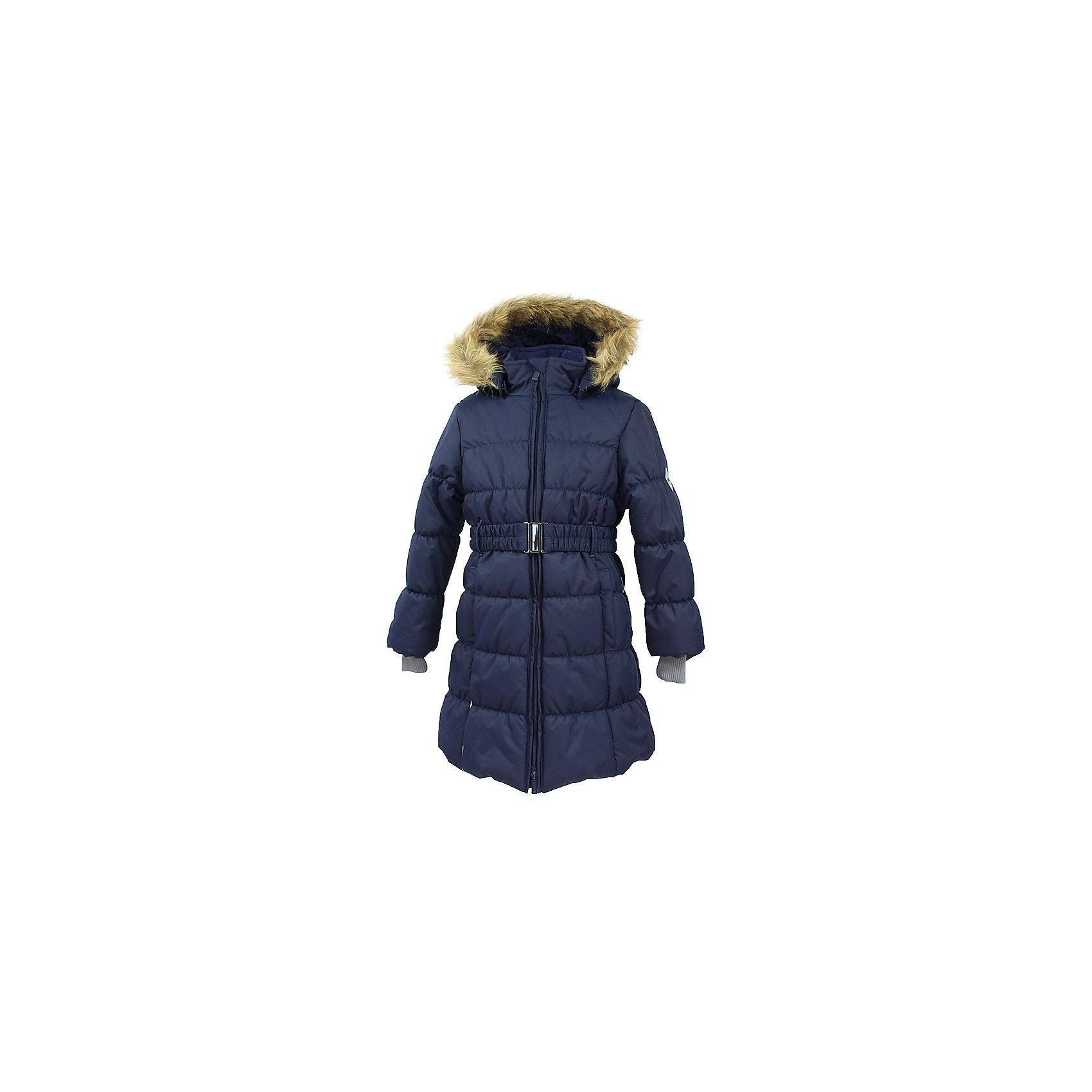 Пальто YACARANDA Huppa для девочкиЗимние куртки<br>Куртка для девочек YACARANDA.Водо и воздухонепроницаемость 10 000. Утеплитель 300 гр. Подкладка тафта, флис 100% полиэстер. Отстегивающийся капюшон с мехом. Внутренний манжет рукава.Вязаные детали.Двухсторонняя молния. Имеются светоотражательные детали.<br>Состав:<br>100% Полиэстер<br><br>Ширина мм: 356<br>Глубина мм: 10<br>Высота мм: 245<br>Вес г: 519<br>Цвет: синий<br>Возраст от месяцев: 168<br>Возраст до месяцев: 180<br>Пол: Женский<br>Возраст: Детский<br>Размер: 170,104,110,116,122,128,134,140,146,152,158,164<br>SKU: 7027440