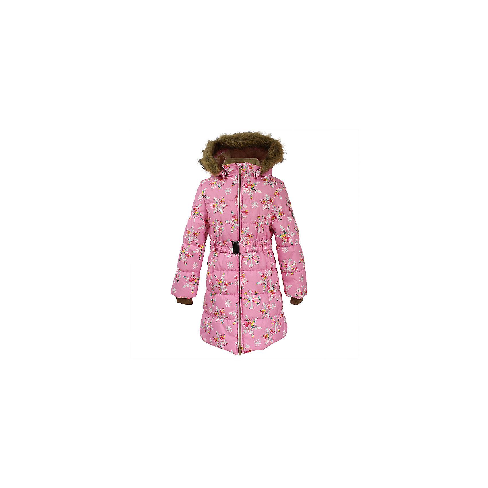Пальто YACARANDA Huppa для девочкиВерхняя одежда<br>Куртка для девочек YACARANDA.Водо и воздухонепроницаемость 10 000. Утеплитель 300 гр. Подкладка тафта, флис 100% полиэстер. Отстегивающийся капюшон с мехом. Внутренний манжет рукава.Вязаные детали.Двухсторонняя молния. Имеются светоотражательные детали.<br>Состав:<br>100% Полиэстер<br><br>Ширина мм: 356<br>Глубина мм: 10<br>Высота мм: 245<br>Вес г: 519<br>Цвет: розовый/натуральный<br>Возраст от месяцев: 168<br>Возраст до месяцев: 180<br>Пол: Женский<br>Возраст: Детский<br>Размер: 170,104,110,116,122,128,134,140,146,152,158,164<br>SKU: 7027505