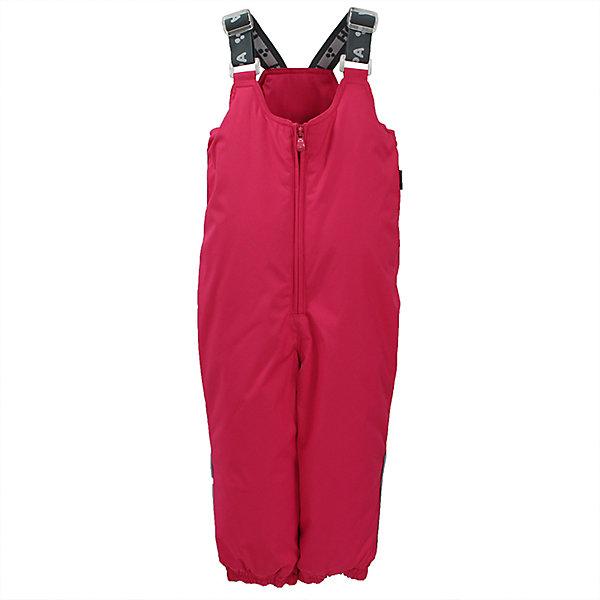 Полукомбинезон SONNY Huppa для девочкиВерхняя одежда<br>Характеристики товара:<br><br>• цвет: красный;<br>• пол: девочка;<br>• состав: 100% полиэстер;<br>• утеплитель: нового поколенияHuppaTherm, 160 гр.;<br>• подкладка: фланель 100% хлопок;<br>• сезон: зима;<br>• температурный режим: от - 5 до - 30С;<br>• водонепроницаемость: 10000 мм;<br>• воздухопроницаемость: 10000 г/м2/24ч;<br>• влагостойкие, водоотталкивающие, ветрозащитные и дышащие материалы.<br>• резиновые подтяжки; <br>• манжеты брюк на резинке;<br>• трикотажные штрипки;<br>• светоотражающие элементы для безопасности ребенка;<br>• страна бренда: Финляндия;<br>• страна изготовитель: Эстония.<br><br>Зимний полукомбинезон Sonny для девочки фирмы HUPPA - это отличный вариант для холодной зимы. Полукомбинезон с утеплителем 160 гр подойдут на температуру от -5 до -30 градусов. Подкладка —фланель 100% хлопок.<br><br>Утеплитель HuppaTherm - высокотехнологичный легкий синтетический утеплитель нового поколения. Сохраняет объем и высокую теплоизоляцию изделия. Легко стирается и быстро сохнет. Изделия HuppaTherm легкие по весу, комфортные и теплые.<br><br>Функциональные элементы:  эластичные подтяжки регулируются по длине, манжеты брюк на резинке, трикотажные штрипки, светоотражающие элементы. <br><br>Полукомбинезон Sonny для девочки фирмы HUPPA  можно купить в нашем интернет-магазине.<br>Ширина мм: 215; Глубина мм: 88; Высота мм: 191; Вес г: 336; Цвет: фуксия; Возраст от месяцев: 12; Возраст до месяцев: 15; Пол: Женский; Возраст: Детский; Размер: 80,104,98,92,86; SKU: 7027531;