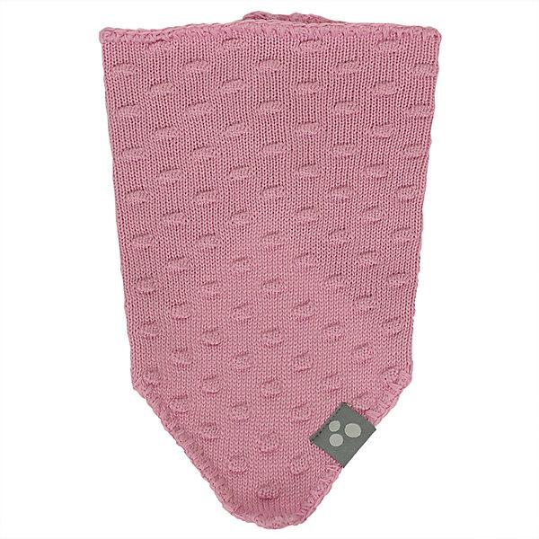 Манишка Huppa Lenna 1 для девочкиВерхняя одежда<br>Характеристики товара:<br><br>• модель: Lenna;<br>• цвет: розовый;<br>• состав: 50% шерсть, 50% акрил;<br>• сезон: зима;<br>• температурный режим: от +5 до - 30С;<br>• застежка: три кнопки сзади;<br>• особенности: вязаная, шерстяная;<br>• светоотражающая нашивка;<br>• страна бренда: Финляндия;<br>• страна изготовитель: Эстония.<br><br>Детская манишка Lenna 1. Детская яркая манишка придаст индивидуальность и защитит шею вашего ребенка в холодную погоду. Манишка застегивается на три кнопки сзади.<br><br>Манишку Huppa Lenna 1 (Хуппа) можно купить в нашем интернет-магазине.<br>Ширина мм: 88; Глубина мм: 155; Высота мм: 26; Вес г: 106; Цвет: розовый; Возраст от месяцев: 0; Возраст до месяцев: 3; Пол: Женский; Возраст: Детский; Размер: one size; SKU: 7027732;