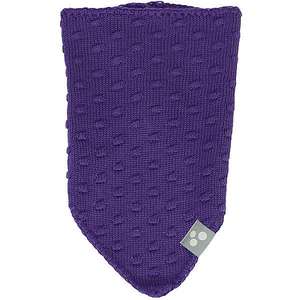 Манишка Huppa Lenna 1 для девочкиВерхняя одежда<br>Характеристики товара:<br><br>• модель: Lenna;<br>• цвет: фиолетовый;<br>• состав: 50% шерсть, 50% акрил;<br>• сезон: зима;<br>• температурный режим: от +5 до - 30С;<br>• застежка: три кнопки сзади;<br>• особенности: вязаная, шерстяная;<br>• светоотражающая нашивка;<br>• страна бренда: Финляндия;<br>• страна изготовитель: Эстония.<br><br>Детская манишка Lenna 1. Детская яркая манишка придаст индивидуальность и защитит шею вашего ребенка в холодную погоду. Манишка застегивается на три кнопки сзади.<br><br>Манишку Huppa Lenna 1 (Хуппа) можно купить в нашем интернет-магазине.<br>Ширина мм: 88; Глубина мм: 155; Высота мм: 26; Вес г: 106; Цвет: лиловый; Возраст от месяцев: 0; Возраст до месяцев: 3; Пол: Женский; Возраст: Детский; Размер: one size; SKU: 7027738;