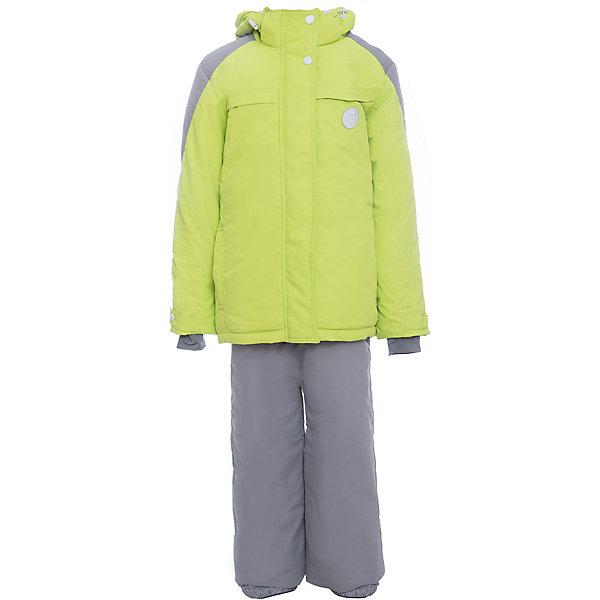 Комплект: куртка и полукомбенизон очками Batik для девочкиВерхняя одежда<br>Характеристики товара:<br><br>• цвет: зеленый<br>• комплектация: куртка и полукомбинезон <br>• состав ткани: таслан<br>• подкладка: поларфлис<br>• утеплитель: термофин <br>• сезон: зима<br>• мембранное покрытие<br>• температурный режим: от -35 до 0<br>• водонепроницаемость: 5000 мм <br>• паропроницаемость: 5000 г/м2<br>• плотность утеплителя: куртка - 350 г/м2, полукомбинезон - 150 г/м2<br>• застежка: молния<br>• капюшон: без меха, отстегивается<br>• встроенный термодатчик<br>• страна бренда: Россия<br>• страна изготовитель: Россия<br><br>Яркий мембранный комплект Batik для девочки сделан легкого, но теплого материала. Непромокаемый и непродуваемый верх детской зимней куртки и полукомбинезона обеспечит тепло и комфорт. Подкладка детского комплекта для зимы приятная на ощупь.<br><br>Комплект: куртка и полукомбинезон Batik (Батик) для девочки можно купить в нашем интернет-магазине.<br><br>Ширина мм: 356<br>Глубина мм: 10<br>Высота мм: 245<br>Вес г: 519<br>Цвет: зеленый<br>Возраст от месяцев: 120<br>Возраст до месяцев: 132<br>Пол: Женский<br>Возраст: Детский<br>Размер: 146,164,158,152<br>SKU: 7027955