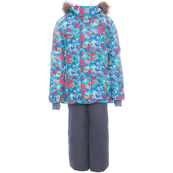 Комплект: куртка и полукомбенизон Эльза Batik для девочкиВерхняя одежда<br>Характеристики товара:<br><br>• цвет: бирюзовый<br>• комплектация: куртка и полукомбинезон <br>• состав ткани: таслан<br>• подкладка: поларфлис<br>• утеплитель: термофин <br>• сезон: зима<br>• мембранное покрытие<br>• температурный режим: от -25 до 0<br>• водонепроницаемость: 5000 мм <br>• паропроницаемость: 5000 г/м2<br>• плотность утеплителя: куртка - 350 г/м2, полукомбинезон - 150 г/м2<br>• застежка: молния<br>• капюшон: с мехом, отстегивается<br>• встроенный термодатчик<br>• страна бренда: Россия<br>• страна изготовитель: Россия<br><br>Яркий мембранный комплект для девочки позволяет создать комфортный микроклимат даже в сильные морозы. Благодаря мембранному покрытию детский зимний комплект не промокает и не продувается. Мягкая подкладка детского комплекта для зимы приятна на ощупь.<br><br>Комплект: куртка и полукомбинезон Эльза Batik (Батик) для девочки можно купить в нашем интернет-магазине.<br><br>Ширина мм: 356<br>Глубина мм: 10<br>Высота мм: 245<br>Вес г: 519<br>Цвет: бирюзовый<br>Возраст от месяцев: 120<br>Возраст до месяцев: 132<br>Пол: Женский<br>Возраст: Детский<br>Размер: 146,158,152<br>SKU: 7028055