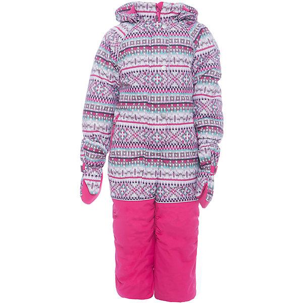 Комбинезон Тина Batik для девочкиВерхняя одежда<br>Характеристики товара:<br><br>• цвет: розовый<br>• состав ткани: таслан<br>• подкладка: поларфлис<br>• утеплитель: слайтекс<br>• сезон: зима<br>• мембранное покрытие<br>• температурный режим: от -35 до 0<br>• водонепроницаемость: 5000 мм <br>• паропроницаемость: 5000 г/м2<br>• плотность утеплителя: 300 г/м2<br>• застежка: молния<br>• капюшон: съемный, без меха<br>• краги<br>• съемные силиконовые штрипки<br>• страна бренда: Россия<br>• страна изготовитель: Россия<br><br>Яркий комбинезон снабжен крагами и капюшоном. Детский зимний комбинезон дополнен также силиконовыми штрипками и удобной молнией с планкой от ветра. Верх детского комбинезона надежно защищает от холода и влаги. Подкладка комбинезона для девочки мягкая и теплая.<br><br>Комбинезон Тина Batik (Батик) для девочки можно купить в нашем интернет-магазине.<br>Ширина мм: 356; Глубина мм: 10; Высота мм: 245; Вес г: 519; Цвет: розовый; Возраст от месяцев: 12; Возраст до месяцев: 18; Пол: Женский; Возраст: Детский; Размер: 86,104,98,92; SKU: 7028081;