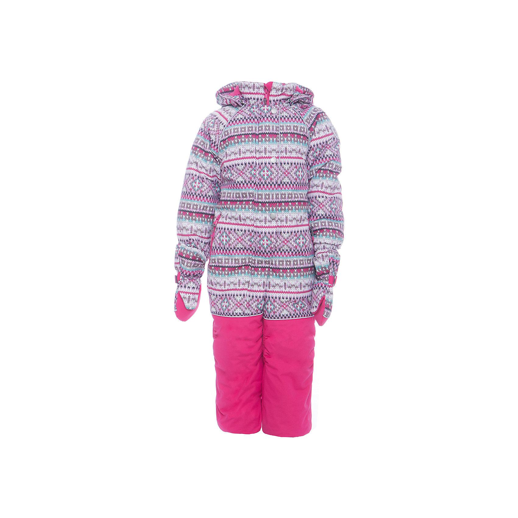 Комбинезон Тина Batik для девочкиВерхняя одежда<br>Характеристики товара:<br><br>• цвет: розовый<br>• состав ткани: таслан<br>• подкладка: поларфлис<br>• утеплитель: слайтекс<br>• сезон: зима<br>• мембранное покрытие<br>• температурный режим: от -35 до 0<br>• водонепроницаемость: 5000 мм <br>• паропроницаемость: 5000 г/м2<br>• плотность утеплителя: 300 г/м2<br>• застежка: молния<br>• капюшон: съемный, без меха<br>• краги<br>• съемные силиконовые штрипки<br>• страна бренда: Россия<br>• страна изготовитель: Россия<br><br>Яркий комбинезон снабжен крагами и капюшоном. Детский зимний комбинезон дополнен также силиконовыми штрипками и удобной молнией с планкой от ветра. Верх детского комбинезона надежно защищает от холода и влаги. Подкладка комбинезона для девочки мягкая и теплая.<br><br>Комбинезон Тина Batik (Батик) для девочки можно купить в нашем интернет-магазине.<br><br>Ширина мм: 356<br>Глубина мм: 10<br>Высота мм: 245<br>Вес г: 519<br>Цвет: розовый<br>Возраст от месяцев: 36<br>Возраст до месяцев: 48<br>Пол: Женский<br>Возраст: Детский<br>Размер: 104,86,92,98<br>SKU: 7028081