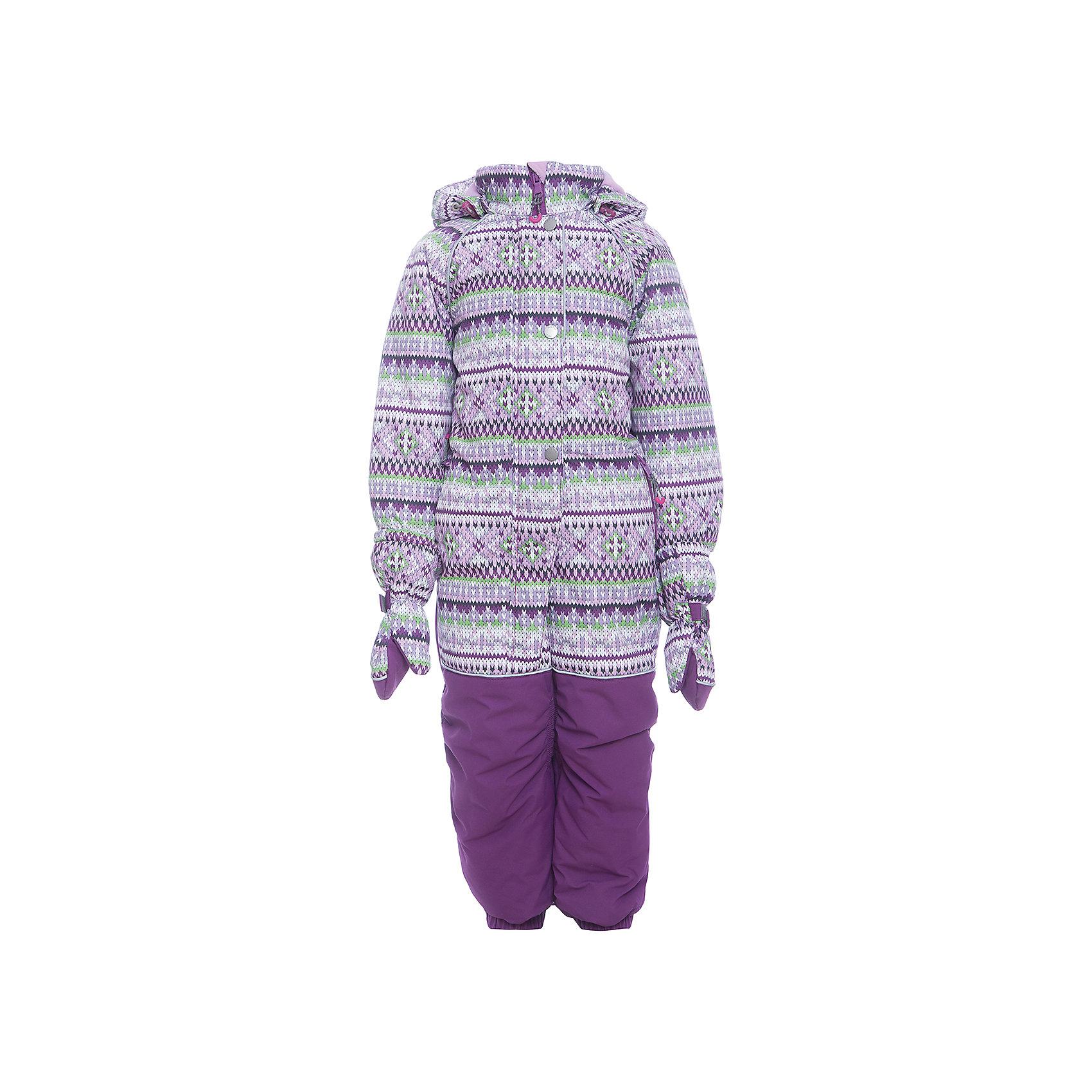 Комбинезон Тина Batik для девочкиВерхняя одежда<br>Характеристики товара:<br><br>• цвет: сиреневый<br>• состав ткани: таслан<br>• подкладка: поларфлис<br>• утеплитель: слайтекс<br>• сезон: зима<br>• мембранное покрытие<br>• температурный режим: от -35 до 0<br>• водонепроницаемость: 5000 мм <br>• паропроницаемость: 5000 г/м2<br>• плотность утеплителя: 300 г/м2<br>• застежка: молния<br>• капюшон: съемный, без меха<br>• краги<br>• съемные силиконовые штрипки<br>• страна бренда: Россия<br>• страна изготовитель: Россия<br><br>Подкладка такого комбинезона для девочки сделана из поларфлис - она мягкая и теплая. Детский зимний комбинезон дополнен капюшоном, силиконовыми штрипками и удобной молнией с ветрозащитной планкой. Этот детский комбинезон декорирован принтом. Верх детского комбинезона надежно защищает от холода и влаги. <br><br>Комбинезон Тина Batik (Батик) для девочки можно купить в нашем интернет-магазине.<br><br>Ширина мм: 356<br>Глубина мм: 10<br>Высота мм: 245<br>Вес г: 519<br>Цвет: лиловый<br>Возраст от месяцев: 12<br>Возраст до месяцев: 18<br>Пол: Женский<br>Возраст: Детский<br>Размер: 86,104,98,92<br>SKU: 7028086