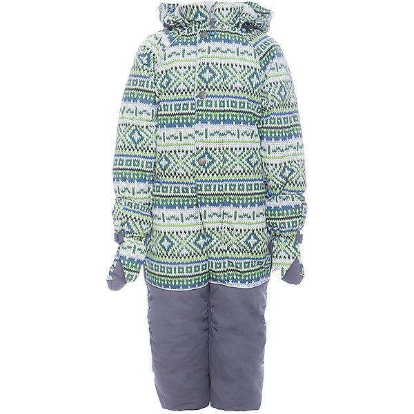 Комбинезон Антон Batik для мальчикаВерхняя одежда<br>Характеристики товара:<br><br>• цвет: зеленый<br>• состав ткани: таслан<br>• подкладка: поларфлис<br>• утеплитель: слайтекс<br>• сезон: зима<br>• мембранное покрытие<br>• температурный режим: от -35 до 0<br>• водонепроницаемость: 5000 мм <br>• паропроницаемость: 5000 г/м2<br>• плотность утеплителя: 300 г/м2<br>• застежка: молния<br>• капюшон: съемный, без меха<br>• краги<br>• съемные силиконовые штрипки<br>• страна бренда: Россия<br>• страна изготовитель: Россия<br><br>Модный и практичный комбинезон для мальчика декорирован принтом. Верх детского комбинезона надежно защищает от холода и влаги. Подкладка комбинезона для мальчика мягкая и теплая. Мембранный зимний комбинезон дополнен капюшоном, силиконовыми штрипками и удобный молнией. <br><br>Комбинезон Антон Batik (Батик) для мальчика можно купить в нашем интернет-магазине.<br>Ширина мм: 356; Глубина мм: 10; Высота мм: 245; Вес г: 519; Цвет: зеленый; Возраст от месяцев: 12; Возраст до месяцев: 18; Пол: Мужской; Возраст: Детский; Размер: 86,104,98,92; SKU: 7028091;
