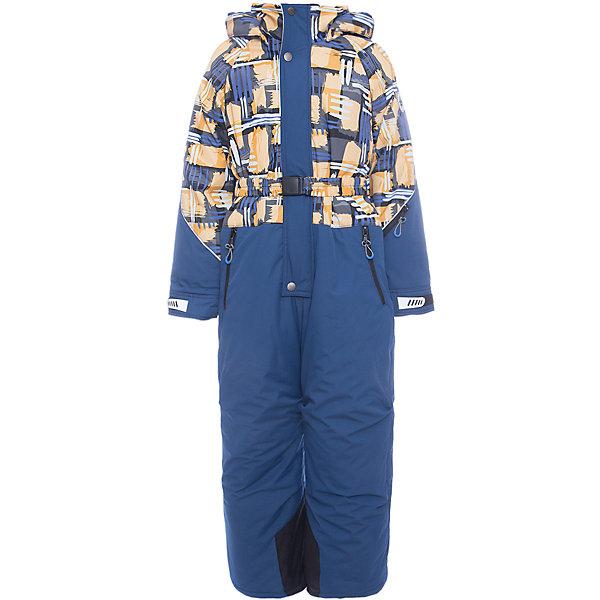 Комбинезон Никита Batik для мальчикаВерхняя одежда<br>Характеристики товара:<br><br>• цвет: оранжевый<br>• состав ткани: таслан<br>• подкладка: поларфлис<br>• утеплитель: слайтекс<br>• сезон: зима<br>• мембранное покрытие<br>• температурный режим: от -35 до 0<br>• водонепроницаемость: 5000 мм <br>• паропроницаемость: 5000 г/м2<br>• плотность утеплителя: 300 г/м2<br>• застежка: молния<br>• капюшон: съемный, без меха<br>• износостойкие вставки на брючинах<br>• страна бренда: Россия<br>• страна изготовитель: Россия<br><br>Подкладка зимнего комбинезона для мальчика сделана из мягкого поларфлис. Детский зимний комбинезон дополнен капюшоном, плясом и удобной молнией с ветрозащитной планкой. Детский комбинезон декорирован принтом. Верх детского комбинезона надежно защитит от непогоды и мороза благодаря мембранному покрытию. <br><br>Комбинезон Никита Batik (Батик) для мальчика можно купить в нашем интернет-магазине.<br>Ширина мм: 356; Глубина мм: 10; Высота мм: 245; Вес г: 519; Цвет: желтый; Возраст от месяцев: 36; Возраст до месяцев: 48; Пол: Мужской; Возраст: Детский; Размер: 104,122,116,110; SKU: 7028101;
