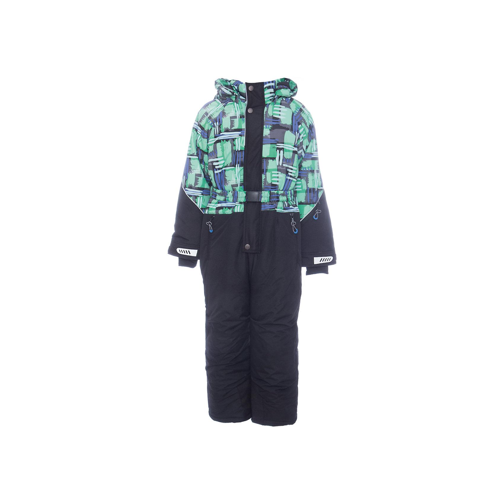 Комбинезон Никита Batik для мальчикаВерхняя одежда<br>Характеристики товара:<br><br>• цвет: зеленый<br>• состав ткани: таслан<br>• подкладка: поларфлис<br>• утеплитель: слайтекс<br>• сезон: зима<br>• мембранное покрытие<br>• температурный режим: от -35 до 0<br>• водонепроницаемость: 5000 мм <br>• паропроницаемость: 5000 г/м2<br>• плотность утеплителя: 300 г/м2<br>• застежка: молния<br>• капюшон: съемный, без меха<br>• износостойкие вставки на брючинах<br>• страна бренда: Россия<br>• страна изготовитель: Россия<br><br>Удобный комбинезон для мальчика декорирован принтом. Верх детского комбинезона надежно защищает от холода и влаги. Подкладка комбинезона для мальчика мягкая и теплая. Мембранный зимний комбинезон дополнен капюшоном, силиконовыми штрипками и удобный молнией. <br><br>Комбинезон Никита Batik (Батик) для мальчика можно купить в нашем интернет-магазине.<br><br>Ширина мм: 356<br>Глубина мм: 10<br>Высота мм: 245<br>Вес г: 519<br>Цвет: зеленый<br>Возраст от месяцев: 72<br>Возраст до месяцев: 84<br>Пол: Мужской<br>Возраст: Детский<br>Размер: 122,104,110,116<br>SKU: 7028106