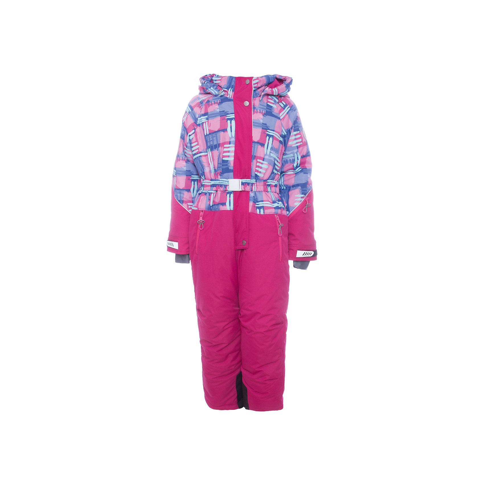Комбинезон Надя Batik для девочкиВерхняя одежда<br>Характеристики товара:<br><br>• цвет: розовый<br>• состав ткани: таслан<br>• подкладка: поларфлис<br>• утеплитель: слайтекс<br>• сезон: зима<br>• мембранное покрытие<br>• температурный режим: от -35 до 0<br>• водонепроницаемость: 5000 мм <br>• паропроницаемость: 5000 г/м2<br>• плотность утеплителя: 300 г/м2<br>• застежка: молния<br>• капюшон: съемный, без меха<br>• краги<br>• износостойкие вставки на брючинах<br>• страна бренда: Россия<br>• страна изготовитель: Россия<br><br>Материал детского комбинезона надежно защитит от непогоды и мороза благодаря мембранной технологии и качественному утеплителю. Подкладка зимнего комбинезона для девочки сделана из мягкого поларфлис. Детский зимний комбинезон дополнен капюшоном, плясом и удобной молнией с ветрозащитной планкой. Детский комбинезон декорирован принтом.<br><br>Комбинезон Надя Batik (Батик) для девочки можно купить в нашем интернет-магазине.<br><br>Ширина мм: 356<br>Глубина мм: 10<br>Высота мм: 245<br>Вес г: 519<br>Цвет: розовый<br>Возраст от месяцев: 72<br>Возраст до месяцев: 84<br>Пол: Женский<br>Возраст: Детский<br>Размер: 122,104,110,116<br>SKU: 7028116