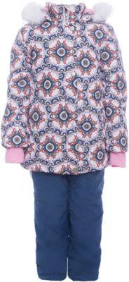Комплект: куртка и полукомбенизон Дарина Batik для девочки