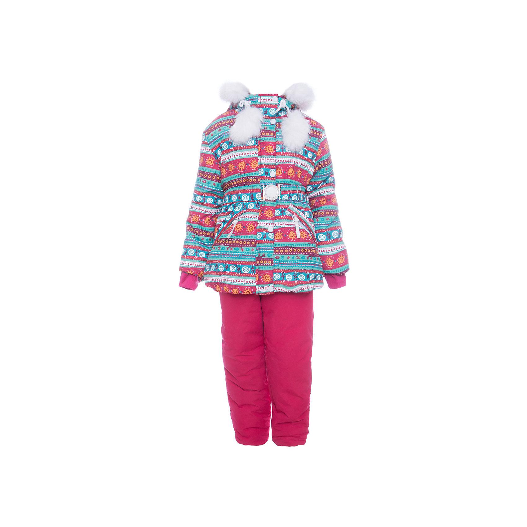 Комплект: куртка и полукомбенизон Майя Batik для девочкиВерхняя одежда<br>Комплект: куртка и полукомбенизон Майя Batik для девочки <br>Верхняя ткань обладает водоотталкивающими и ветрозащитными свойствами мембраны. Куртка на молнии с ветрозащитной планкой, светоотражающими элементами и поясом на талии. Полукомбинезон на молнии с регулируемыми лямками и силиконовыми штрипками для ботинок. Капюшон на молнии со съемной опушкой. В комплекте идет толстовка.<br>Состав:<br>Ткань верха - TASLON OXFORD;  Утеплитель - Слайтекс 350;  Подкладка - Полар флис;<br><br>Ширина мм: 356<br>Глубина мм: 10<br>Высота мм: 245<br>Вес г: 519<br>Цвет: бирюзовый<br>Возраст от месяцев: 36<br>Возраст до месяцев: 48<br>Пол: Женский<br>Возраст: Детский<br>Размер: 104,86,92,98<br>SKU: 7028199