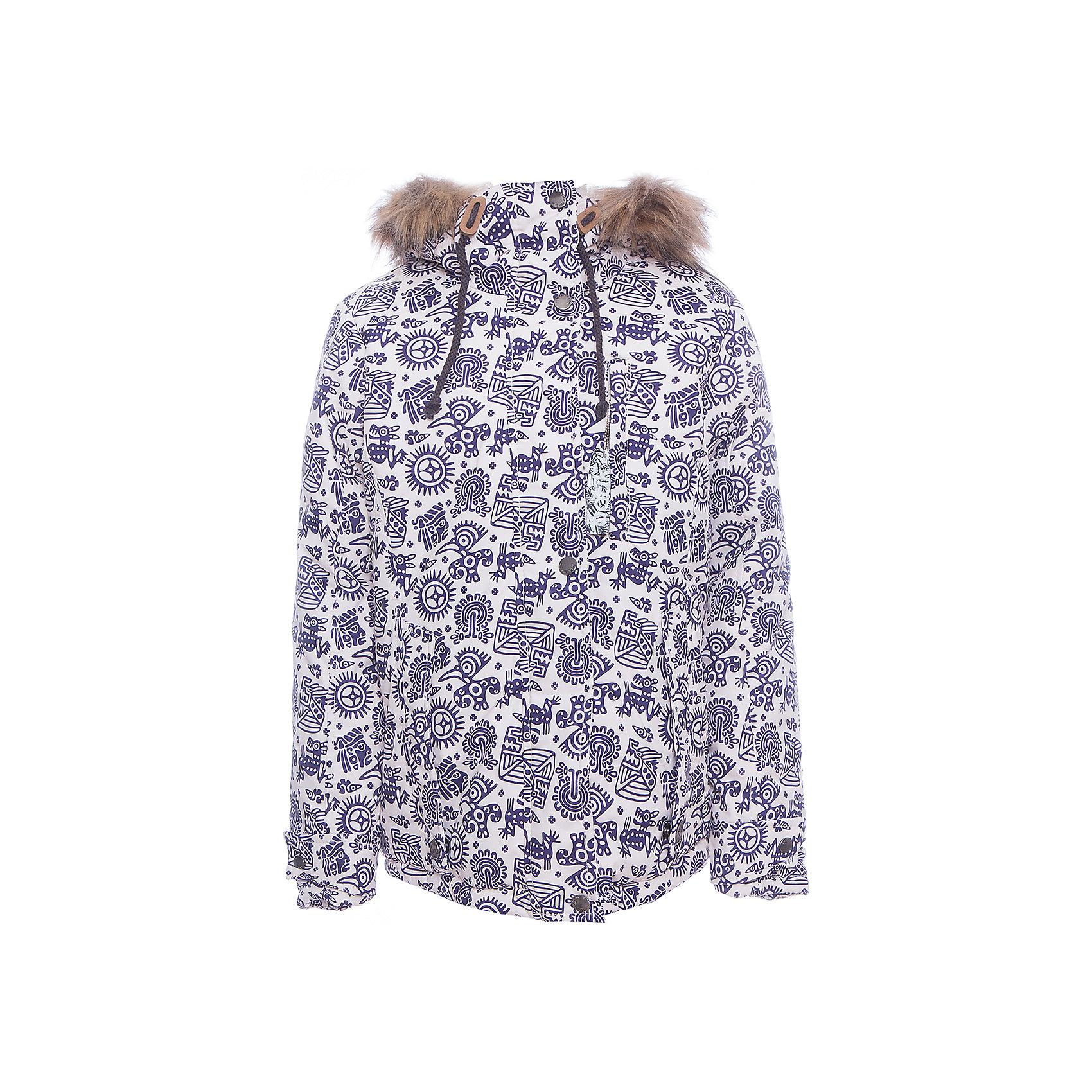 Куртка Мэй Batik для девочкиВерхняя одежда<br>Характеристики товара:<br><br>• цвет: бежевый<br>• состав ткани: таслан<br>• подкладка: поларфлис<br>• утеплитель: слайтекс<br>• сезон: зима<br>• мембранное покрытие<br>• температурный режим: от -30 до 0<br>• водонепроницаемость: 5000 мм <br>• паропроницаемость: 5000 г/м2<br>• плотность утеплителя: 300 г/м2<br>• застежка: молния<br>• капюшон: с мехом<br>• наушники в комплекте<br>• страна бренда: Россия<br>• страна изготовитель: Россия<br><br>Эта стильная детская куртка продается в комплекте с наушниками. Мягкая подкладка детской куртки для зимы делает её очень комфортной. Эта теплая куртка для девочки позволяет коже дышать благодаря мембране. Плотный верх детской зимней куртки не промокает и не продувается, его легко чистить. <br><br>Куртку Мэй Batik (Батик) для девочки можно купить в нашем интернет-магазине.<br><br>Ширина мм: 356<br>Глубина мм: 10<br>Высота мм: 245<br>Вес г: 519<br>Цвет: бежевый<br>Возраст от месяцев: 156<br>Возраст до месяцев: 168<br>Пол: Женский<br>Возраст: Детский<br>Размер: 164,134,140,146,152,158<br>SKU: 7028234