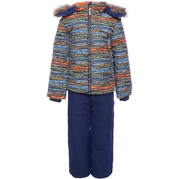 Комплект: куртка и полукомбенизон Алёша Batik для мальчикаВерхняя одежда<br>Характеристики товара:<br><br>• цвет: красный<br>• комплектация: куртка и полукомбинезон <br>• состав ткани: таслан<br>• подкладка: поларфлис<br>• утеплитель: слайтекс<br>• сезон: зима<br>• мембранное покрытие<br>• температурный режим: от -35 до 0<br>• водонепроницаемость: 5000 мм <br>• паропроницаемость: 5000 г/м2<br>• плотность утеплителя: куртка - 350 г/м2, полукомбинезон - 200 г/м2<br>• застежка: молния<br>• капюшон: с мехом, отстегивается<br>• силиконовые штрипки<br>• встроенный термодатчик<br>• страна бренда: Россия<br>• страна изготовитель: Россия<br><br>Этот теплый зимний комплект для мальчика дополнен штрипками и отстегивающимися лямками. Детский комплект защитит ребенка от попадания снега внутрь благодаря манжетам. Мягкая подкладка детского комплекта для зимы делает его очень комфортным. Мембранное покрытие такого комплекта для мальчика позволяет ребенку не мерзнуть в сильный мороз. <br><br>Комплект: куртка и полукомбинезон Алёша Batik (Батик) для мальчика можно купить в нашем интернет-магазине.<br>Ширина мм: 356; Глубина мм: 10; Высота мм: 245; Вес г: 519; Цвет: красный; Возраст от месяцев: 18; Возраст до месяцев: 24; Пол: Мужской; Возраст: Детский; Размер: 92,98,104,110,116; SKU: 7028293;