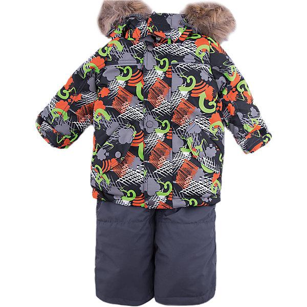 Комплект: куртка и полукомбенизон Дима Batik для мальчикаВерхняя одежда<br>Характеристики товара:<br><br>• цвет: красный<br>• комплектация: куртка и полукомбинезон, толстовка<br>• состав ткани: таслан<br>• подкладка: поларфлис<br>• утеплитель: слайтекс<br>• сезон: зима<br>• мембранное покрытие<br>• температурный режим: от -35 до 0<br>• водонепроницаемость: 5000 мм <br>• паропроницаемость: 5000 г/м2<br>• плотность утеплителя: куртка - 350 г/м2, полукомбинезон - 200 г/м2<br>• застежка: молния<br>• капюшон: с мехом, отстегивается<br>• в комплекте толстовка<br>• встроенный термодатчик<br>• страна бренда: Россия<br>• страна изготовитель: Россия<br><br>Такой зимний комплект для ребенка дополнен множеством полезных деталей. Модный мембранный комплект для мальчика элементарно чистится и долго служит. Детский комплект для зимы сделан легкого, но теплого материала. Этот мембранный комплект для мальчика отличается удобной системой регулировки размера под ребенка. <br><br>Комплект: куртка и полукомбинезон Дима Batik (Батик) для мальчика можно купить в нашем интернет-магазине.<br>Ширина мм: 356; Глубина мм: 10; Высота мм: 245; Вес г: 519; Цвет: оранжевый; Возраст от месяцев: 12; Возраст до месяцев: 18; Пол: Мужской; Возраст: Детский; Размер: 86,116,110,104,98,92; SKU: 7028305;