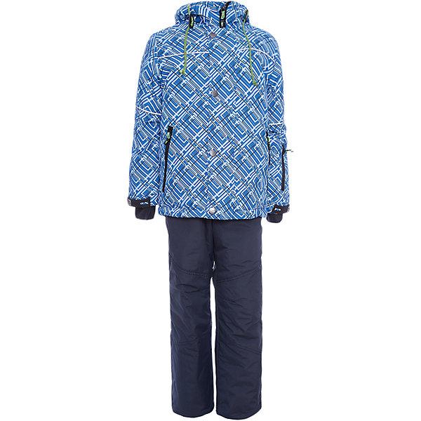 Комплект: куртка и полукомбенизон Юпитер Batik для мальчикаВерхняя одежда<br>Характеристики товара:<br><br>• цвет: синий<br>• комплектация: куртка и полукомбинезон<br>• состав ткани: таслан<br>• подкладка: поларфлис<br>• утеплитель: слайтекс<br>• сезон: зима<br>• мембранное покрытие<br>• температурный режим: от -35 до 0<br>• водонепроницаемость: 5000 мм <br>• паропроницаемость: 5000 г/м2<br>• плотность утеплителя: куртка - 350 г/м2, полукомбинезон - 200 г/м2<br>• застежка: молния<br>• капюшон: без меха, отстегивается<br>• встроенный термодатчик<br>• страна бренда: Россия<br>• страна изготовитель: Россия<br><br>Мягкая подкладка детского комплекта для зимы делает его очень комфортным. Мембранное покрытие такого комплекта для мальчика позволяет ребенку не мерзнуть в сильный мороз. Это зимний комплект для мальчика дополнен удобными карманами и капюшоном. Зимний детский комплект защитит ребенка от попадания снега внутрь благодаря манжетам. <br><br>Комплект: куртка и полукомбинезон Юпитер Batik (Батик) для мальчика можно купить в нашем интернет-магазине.<br><br>Ширина мм: 356<br>Глубина мм: 10<br>Высота мм: 245<br>Вес г: 519<br>Цвет: синий<br>Возраст от месяцев: 72<br>Возраст до месяцев: 84<br>Пол: Мужской<br>Возраст: Детский<br>Размер: 122,146,140,134,128<br>SKU: 7028335