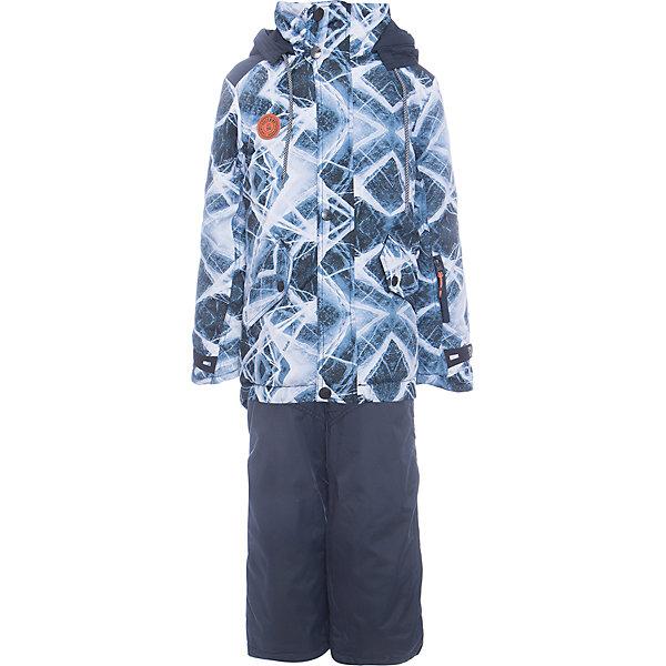 Комплект: куртка и полукомбенизон Кай Batik для мальчикаВерхняя одежда<br>Характеристики товара:<br><br>• цвет: синий<br>• комплектация: куртка и полукомбинезон<br>• состав ткани: таслан<br>• подкладка: поларфлис<br>• утеплитель: слайтекс<br>• сезон: зима<br>• мембранное покрытие<br>• температурный режим: от -35 до 0<br>• водонепроницаемость: 5000 мм <br>• паропроницаемость: 5000 г/м2<br>• плотность утеплителя: куртка - 350 г/м2, полукомбинезон - 200 г/м2<br>• застежка: молния<br>• капюшон: без меха, отстегивается<br>• встроенный термодатчик<br>• страна бренда: Россия<br>• страна изготовитель: Россия<br><br>Зимний комплект для мальчика защитит ребенка от попадания снега внутрь благодаря манжетам. Мягкая подкладка детского комплекта для зимы делает его очень комфортным. Мембранное покрытие такого комплекта для мальчика позволяет ребенку не мерзнуть в сильный мороз. <br><br>Комплект: куртка и полукомбинезон Кай Batik (Батик) для мальчика можно купить в нашем интернет-магазине.<br>Ширина мм: 356; Глубина мм: 10; Высота мм: 245; Вес г: 519; Цвет: синий; Возраст от месяцев: 96; Возраст до месяцев: 108; Пол: Мужской; Возраст: Детский; Размер: 134,164,158,152,146,140; SKU: 7028353;