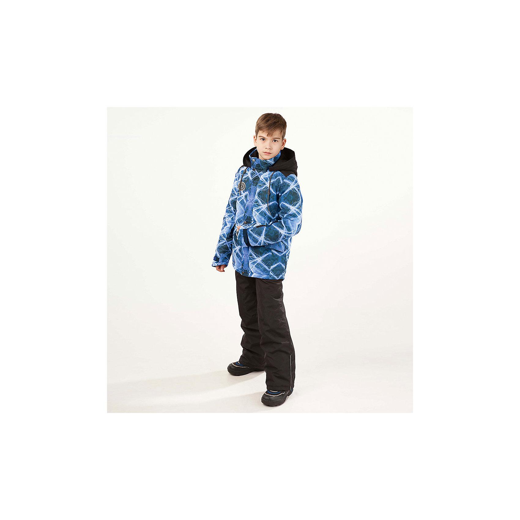 Комплект: куртка и полукомбенизон Кай Batik для мальчикаВерхняя одежда<br>Комплект: куртка и полукомбенизон Кай Batik для мальчика<br>Верхняя ткань обладает водоотталкивающими и ветрозащитными свойствами мембраны. Полукомбинезон с отстегивающимися лямками. Куртка на молнии с ветрозащитной планкой и юбкой внутри, светоотражающими элементами и капюшон на молнии.<br>Состав:<br>Ткань верха - TASLON OXFORD;  Утеплитель - Слайтекс 250;  Подкладка - Полар флис;<br><br>Ширина мм: 356<br>Глубина мм: 10<br>Высота мм: 245<br>Вес г: 519<br>Цвет: синий<br>Возраст от месяцев: 156<br>Возраст до месяцев: 168<br>Пол: Мужской<br>Возраст: Детский<br>Размер: 164,152,158<br>SKU: 7028357